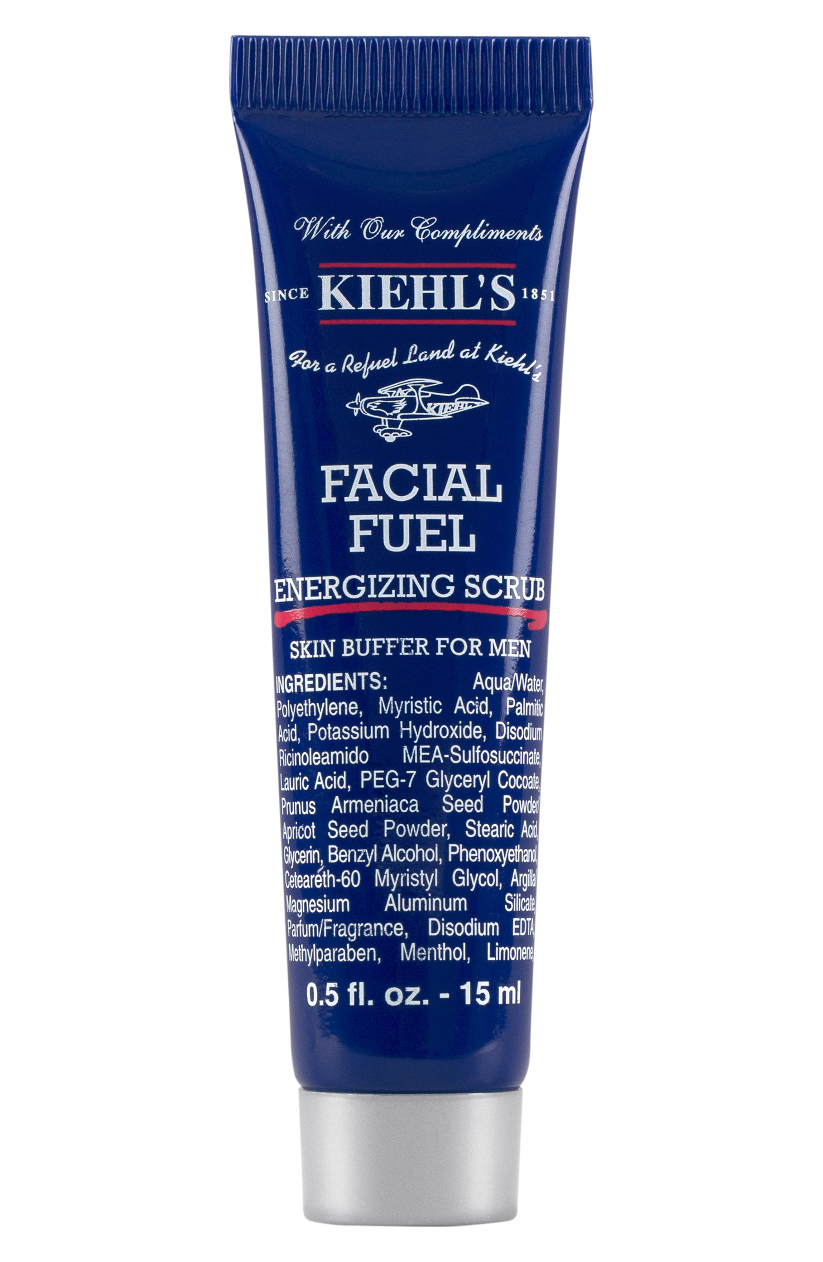 Facial Fuel Energizing Scrub,                             Alternate thumbnail 4, color,                             NO COLOR
