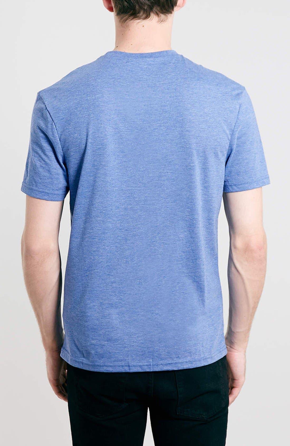 Slim Fit Crewneck T-Shirt,                             Alternate thumbnail 247, color,