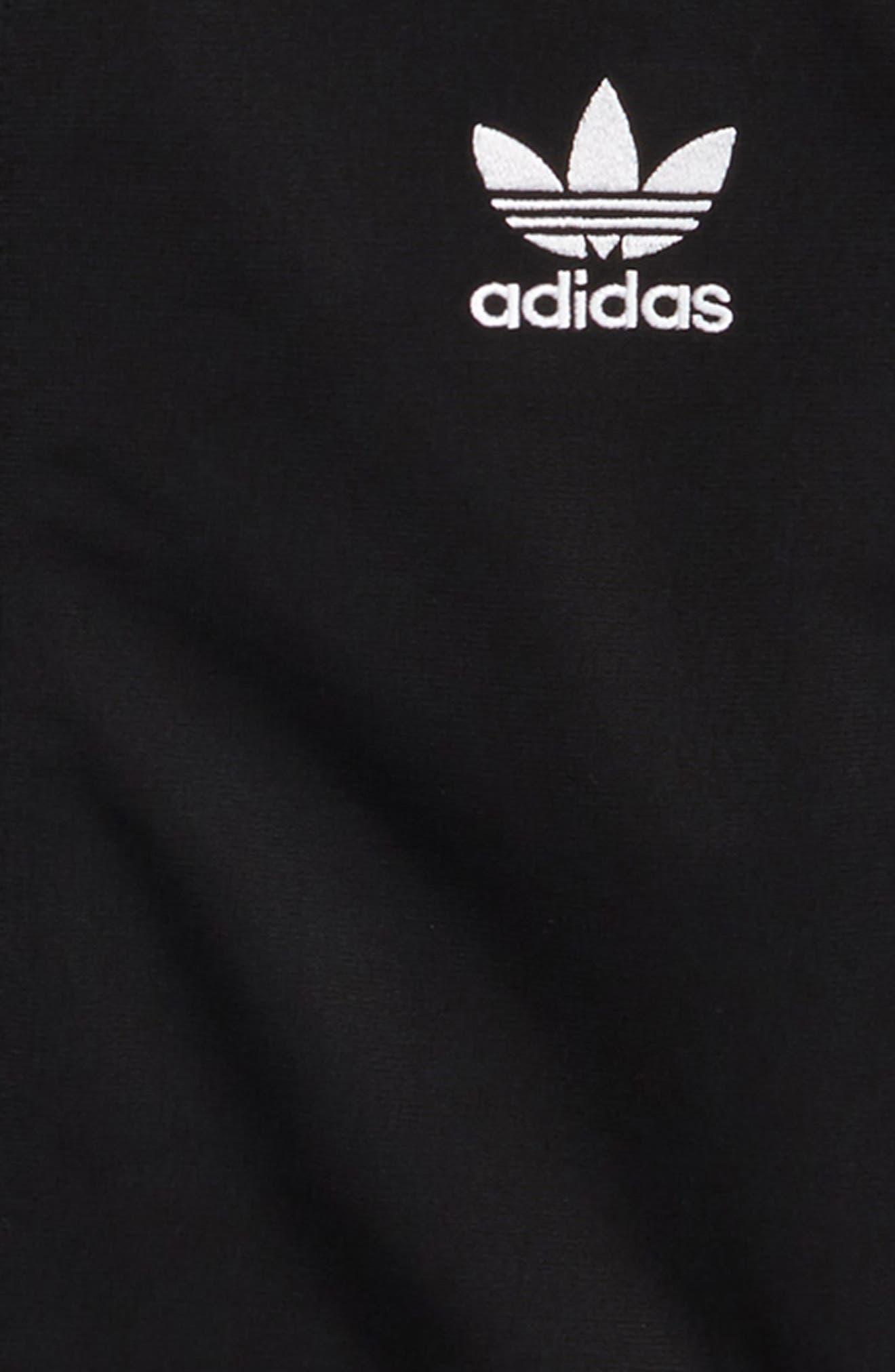 J Track Jacket,                             Alternate thumbnail 2, color,                             BLACK