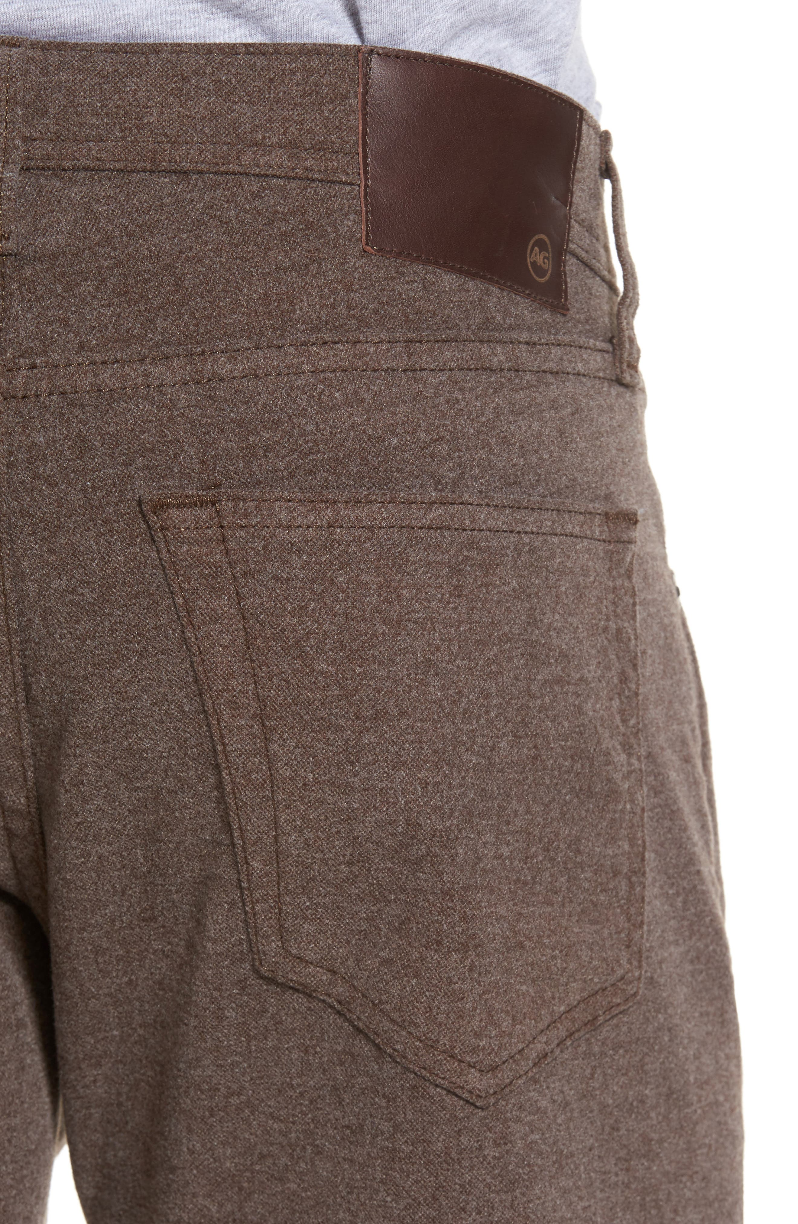 Tellis Slim Fit Five-Pocket Pants,                             Alternate thumbnail 15, color,
