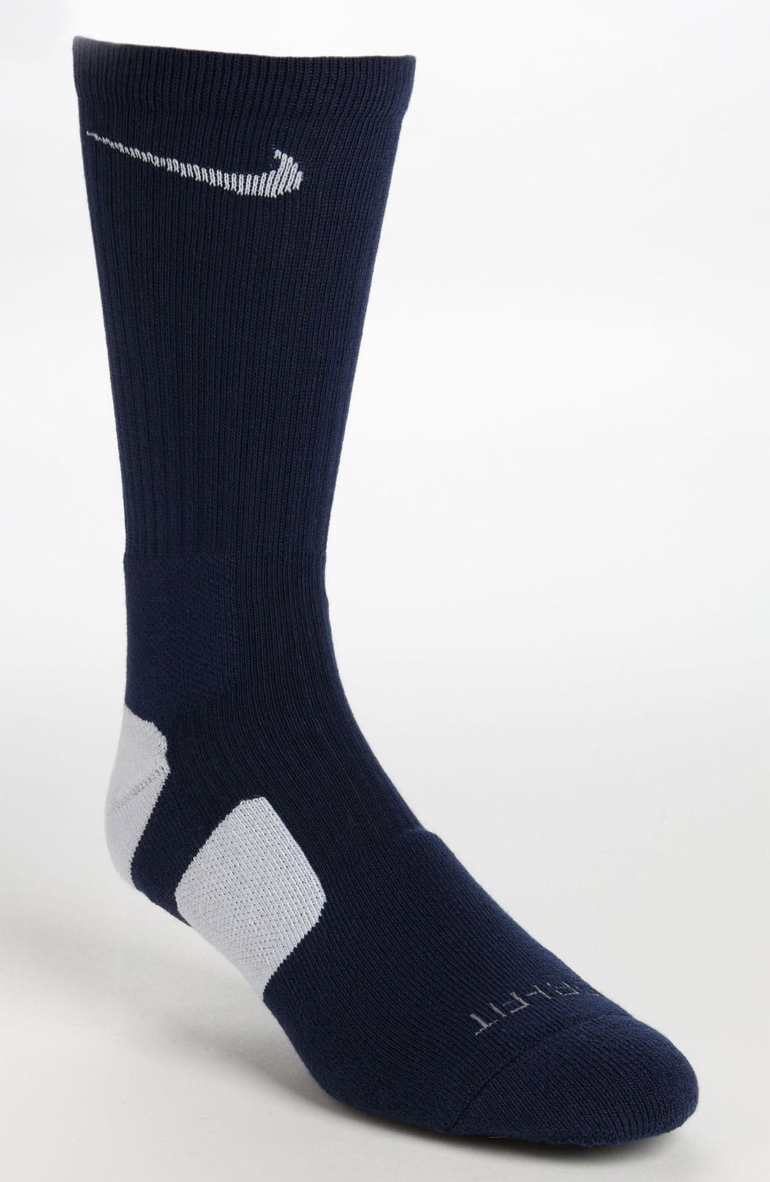 'Elite Basketball' Crew Socks,                             Main thumbnail 24, color,