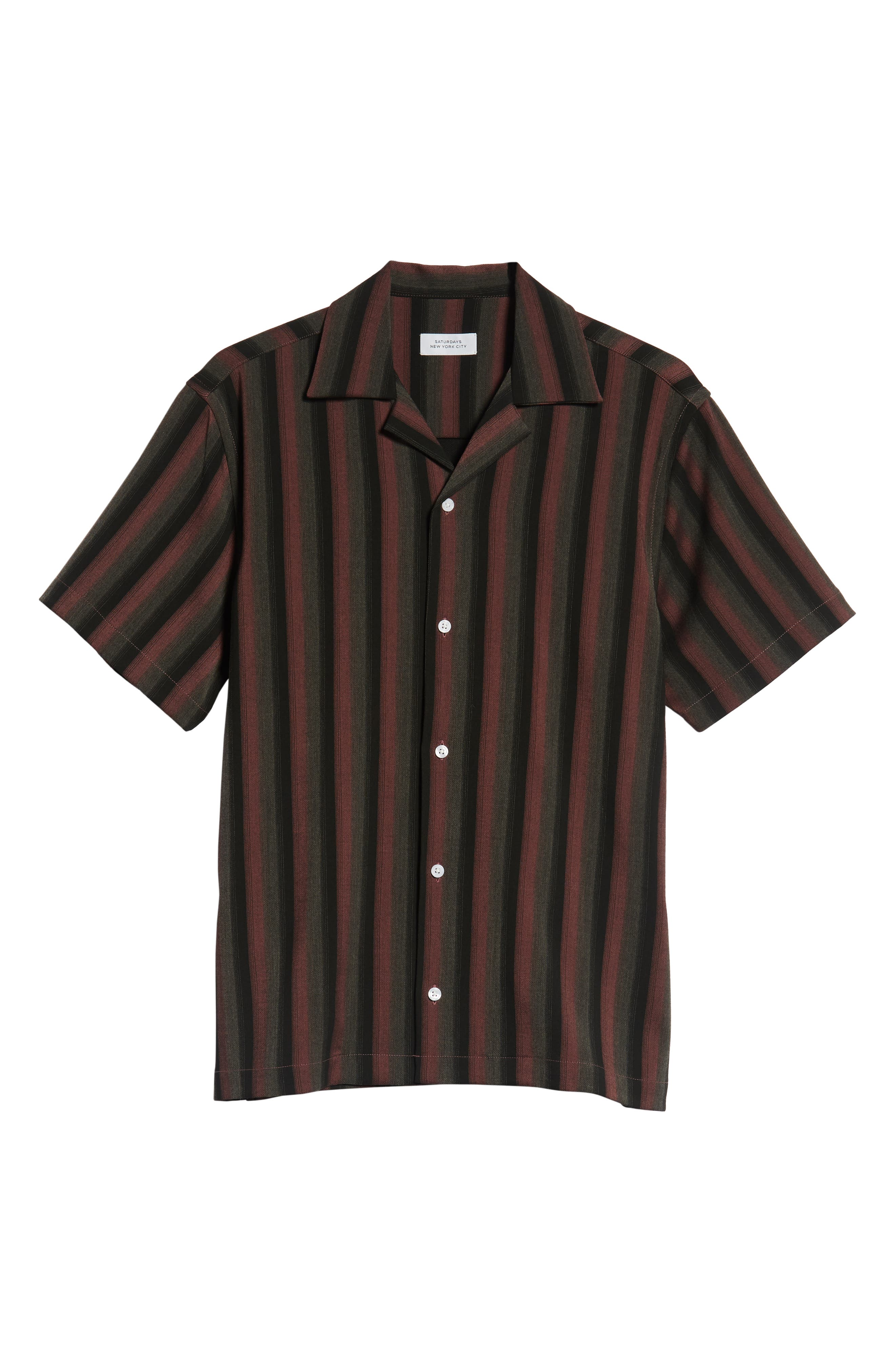 Canty Frequency Camp Shirt,                             Alternate thumbnail 5, color,                             650