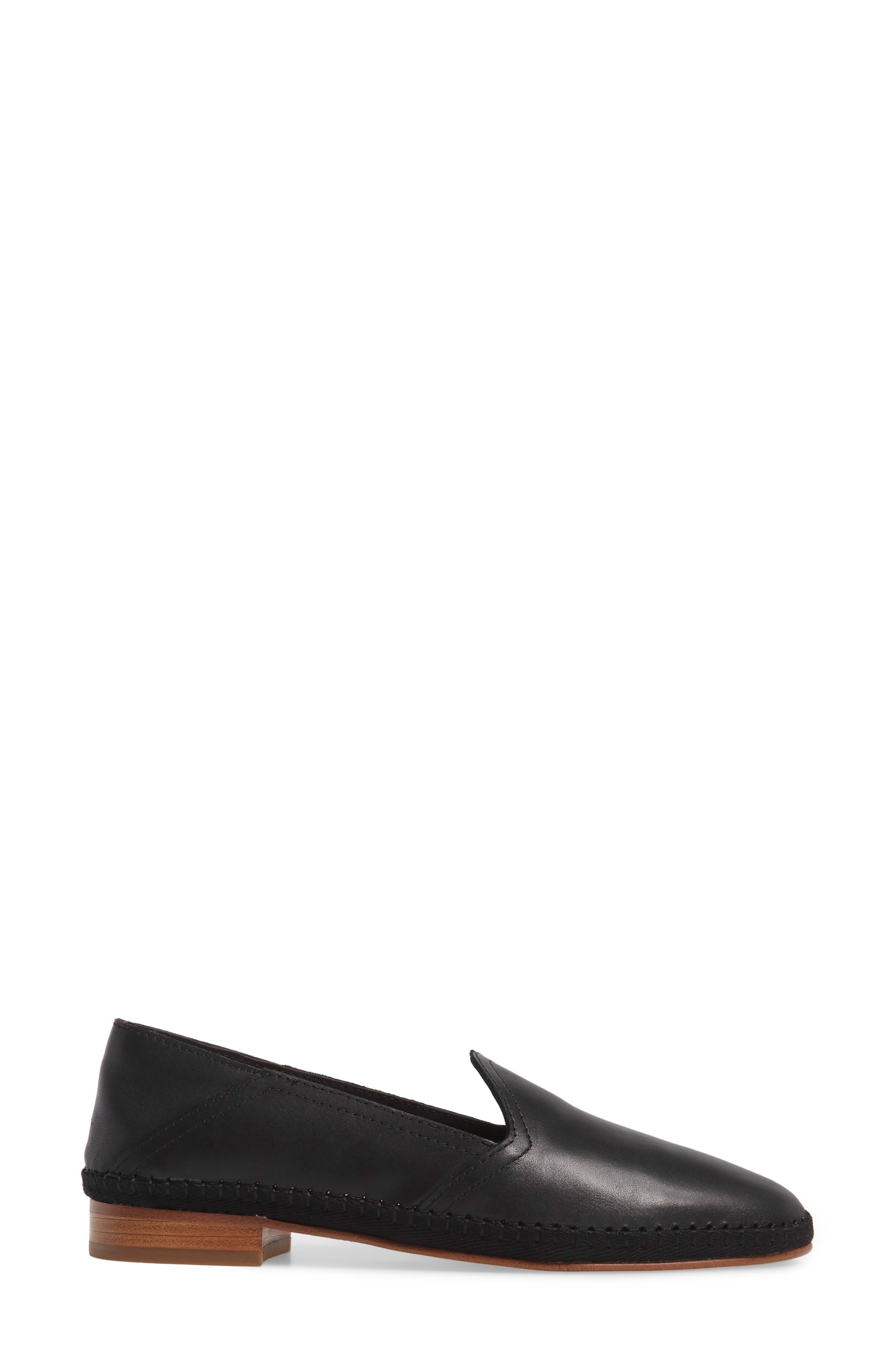 Soludus Convertible Venetian Loafer,                             Alternate thumbnail 4, color,                             001