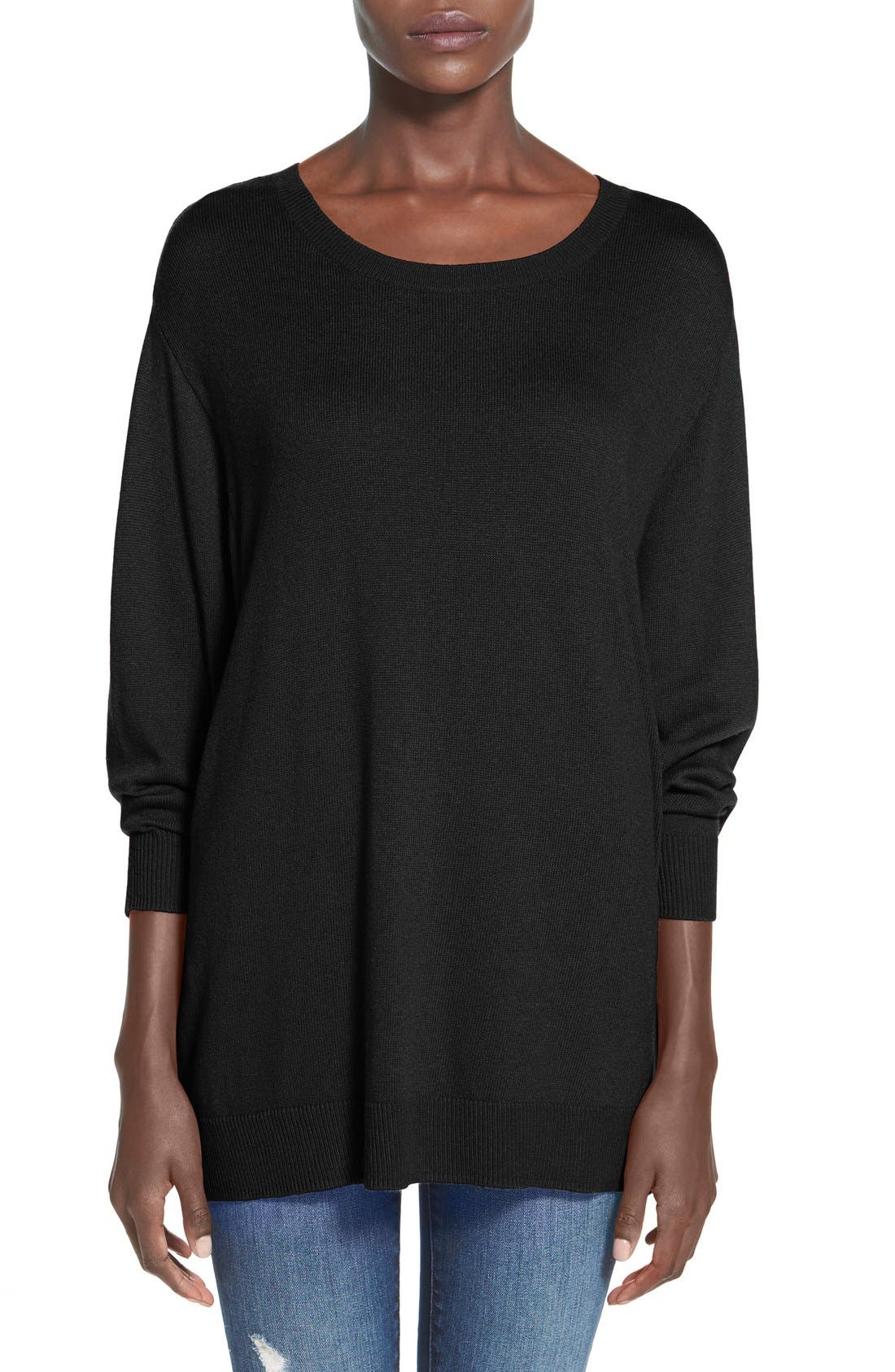 DolmanSleeve Pullover,                         Main,                         color, 001