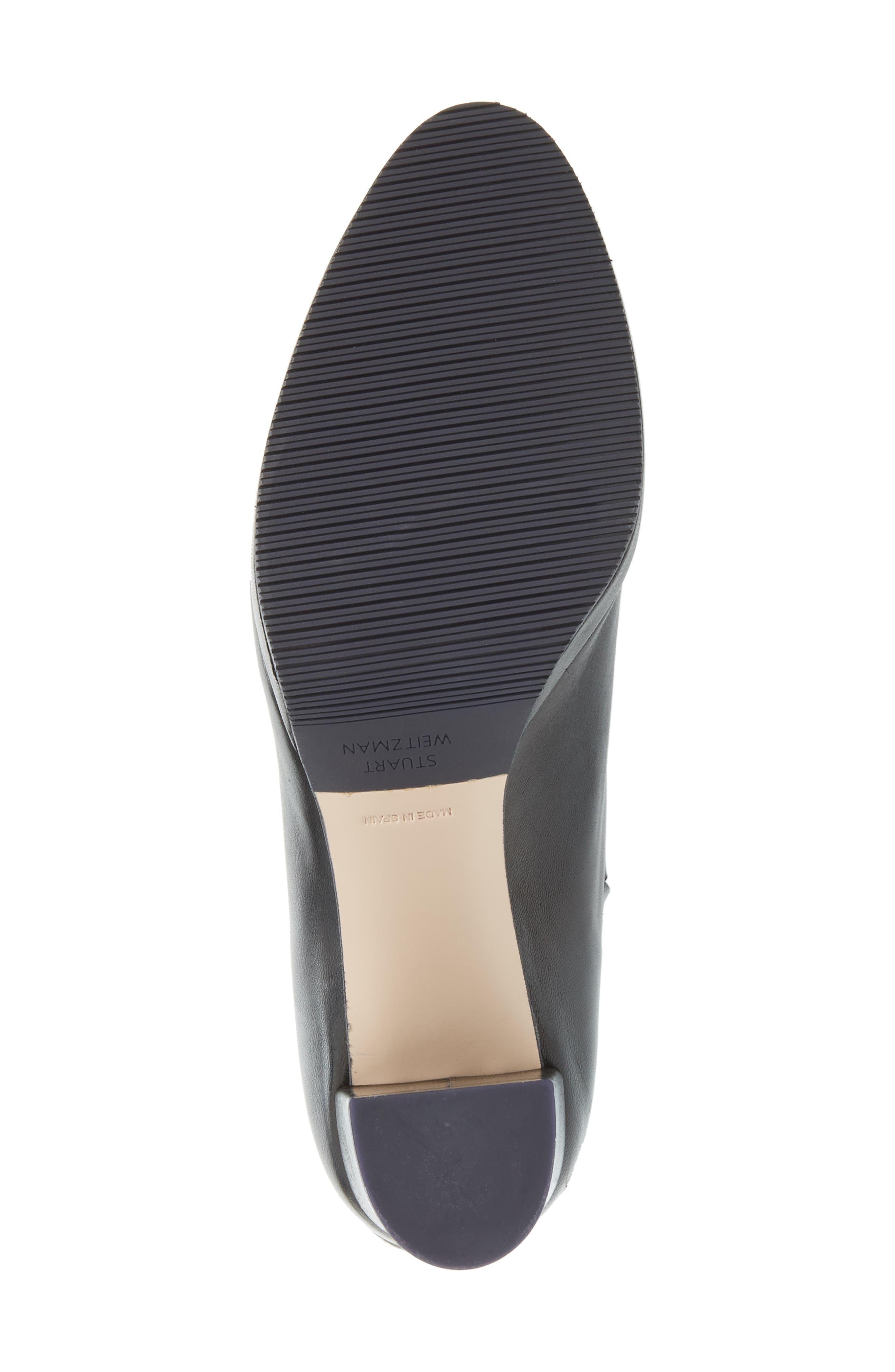Marcella Knee High Boot,                             Alternate thumbnail 6, color,                             BLACK DOVER