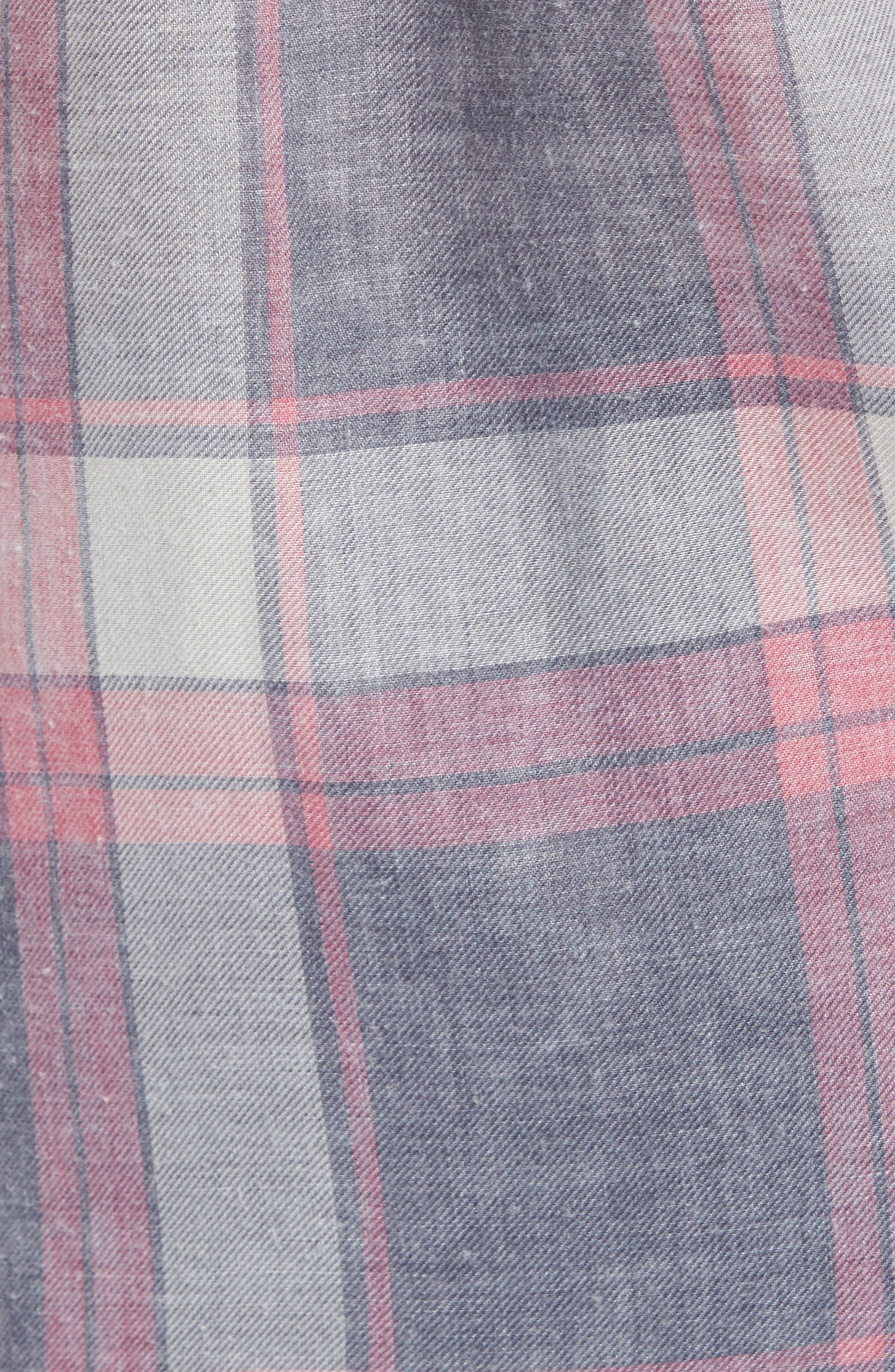 Hunter Plaid Shirt,                             Alternate thumbnail 629, color,