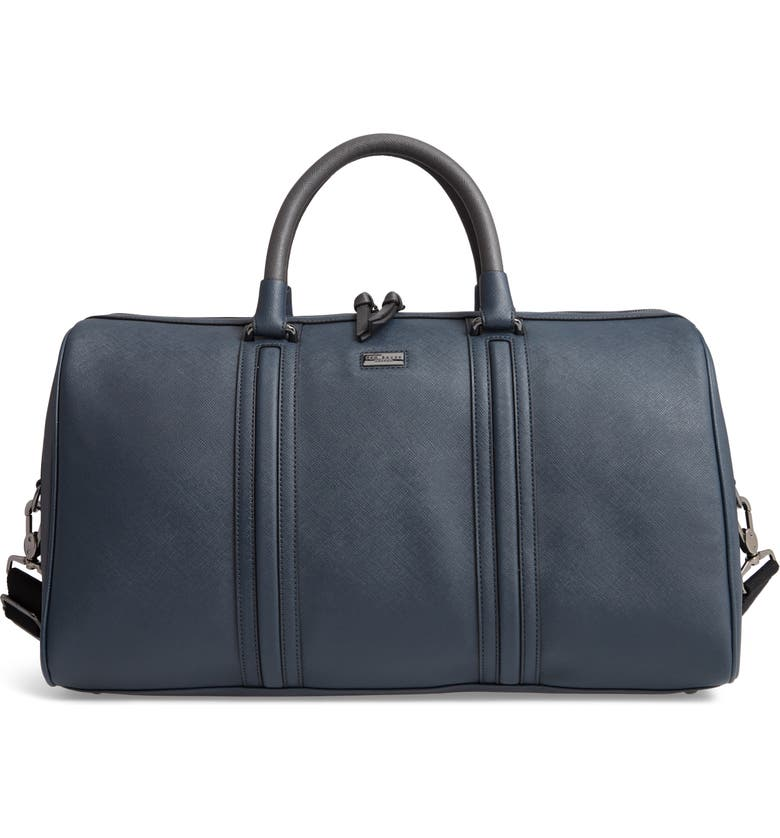 Ted Baker GRANKAN DUFFEL BAG - BLUE