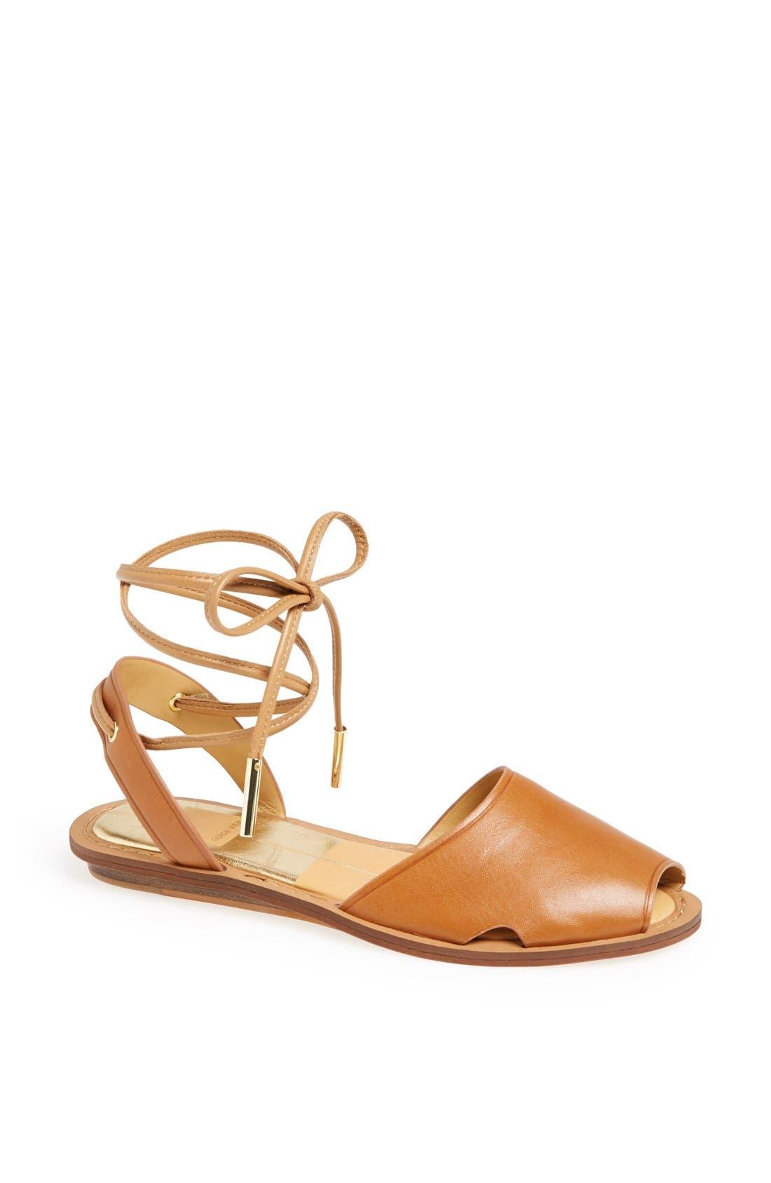 'Damalis' Sandal,                         Main,                         color, 200