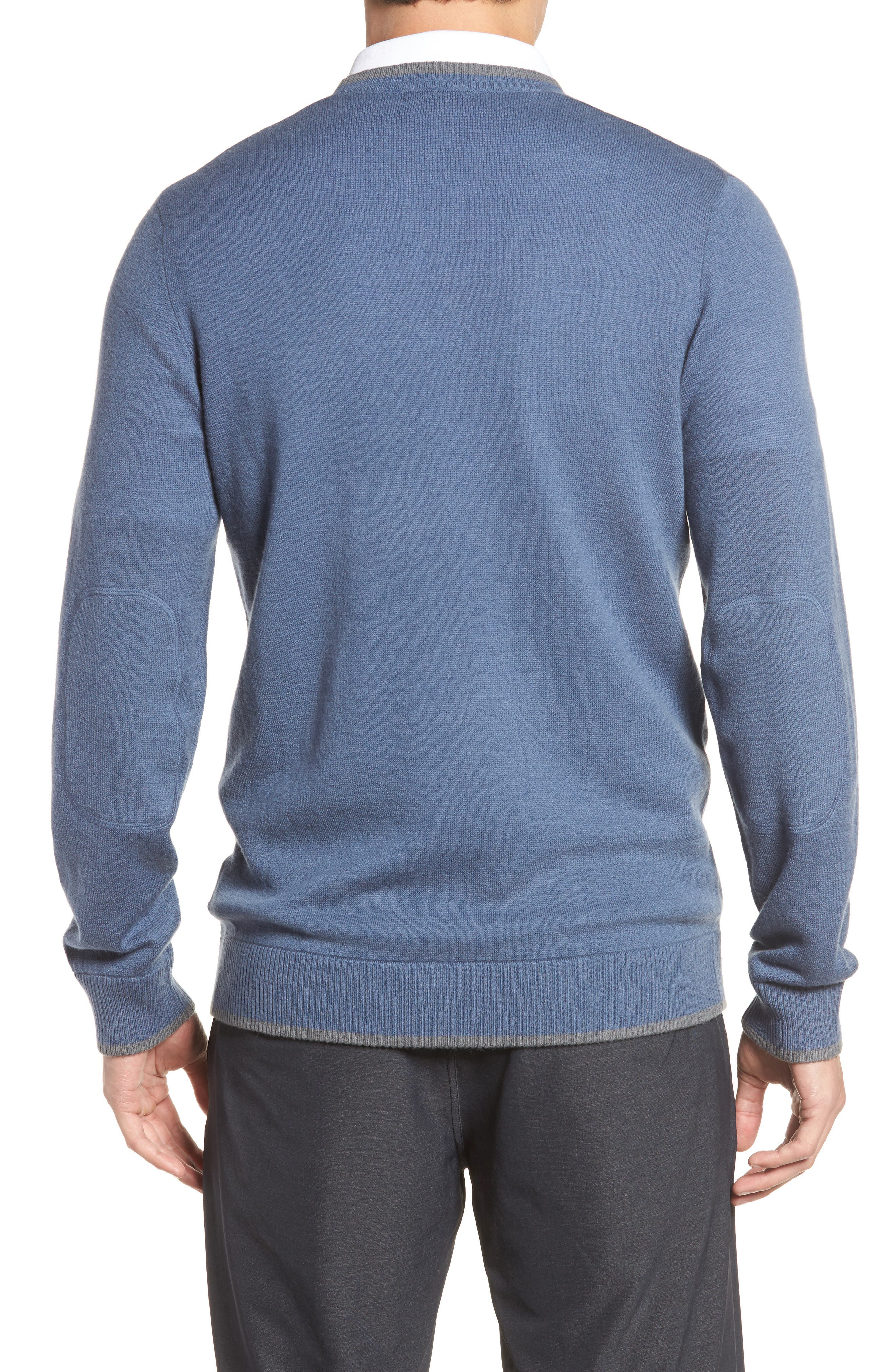 Paglia Wool Blend Sweater,                             Alternate thumbnail 2, color,                             400