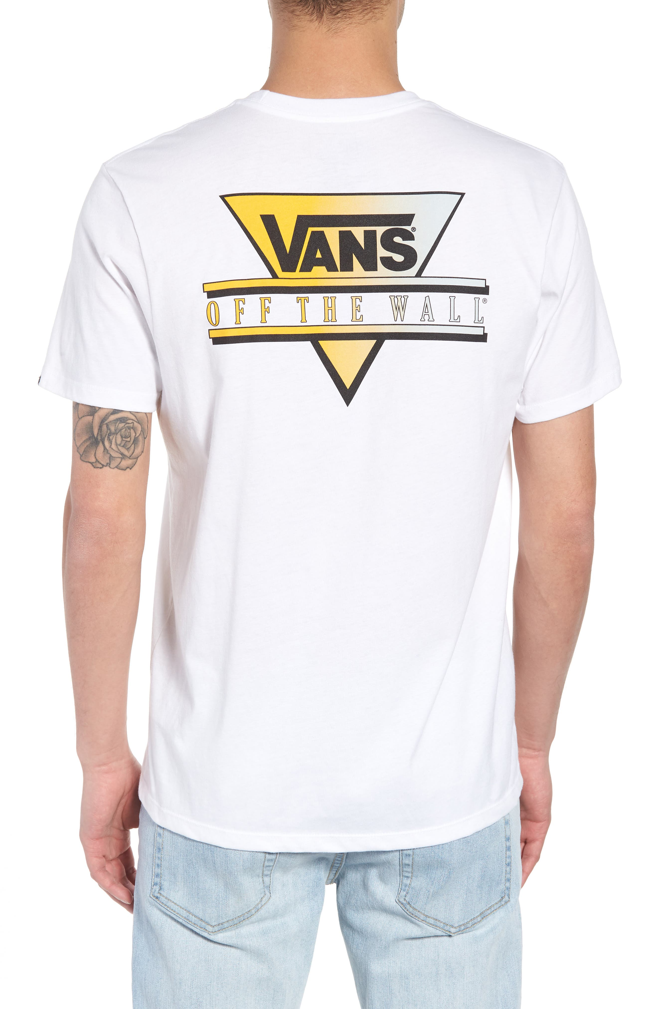 Retro Graphic T-Shirt,                             Alternate thumbnail 2, color,                             100