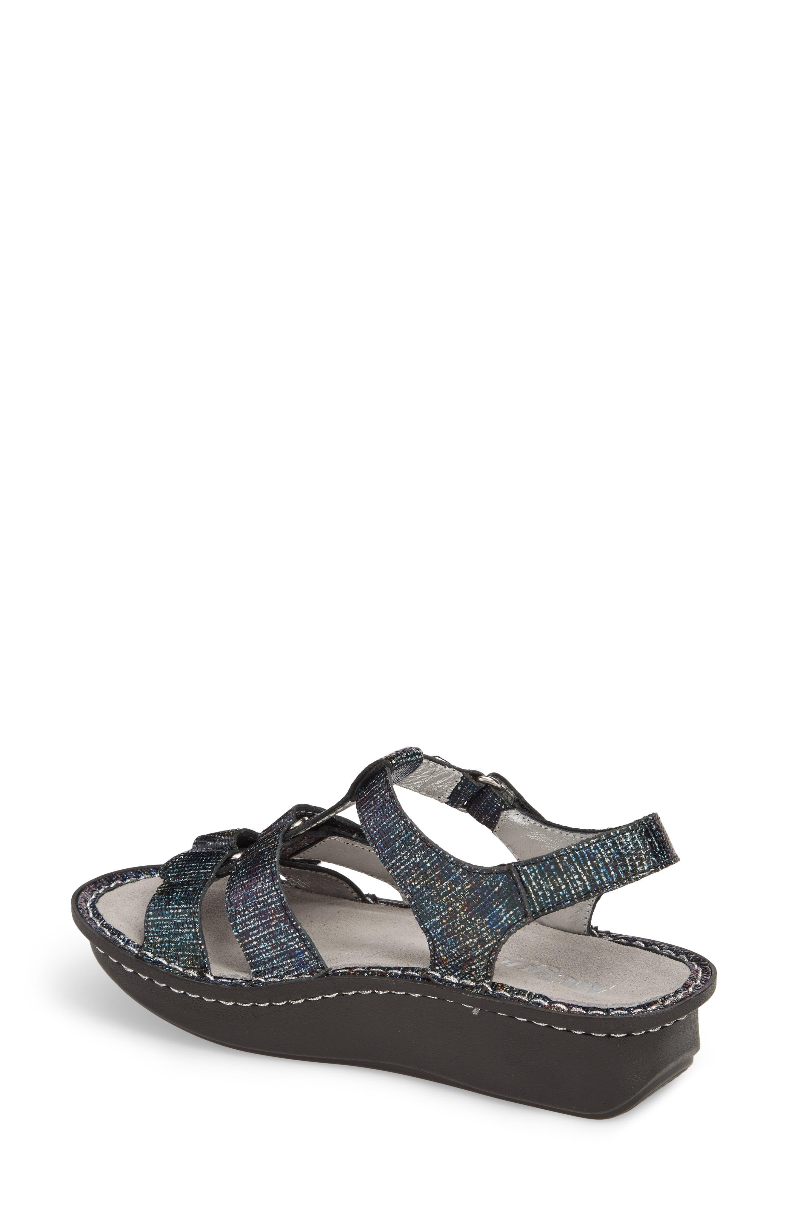 'Kleo' Sandal,                             Alternate thumbnail 2, color,                             002