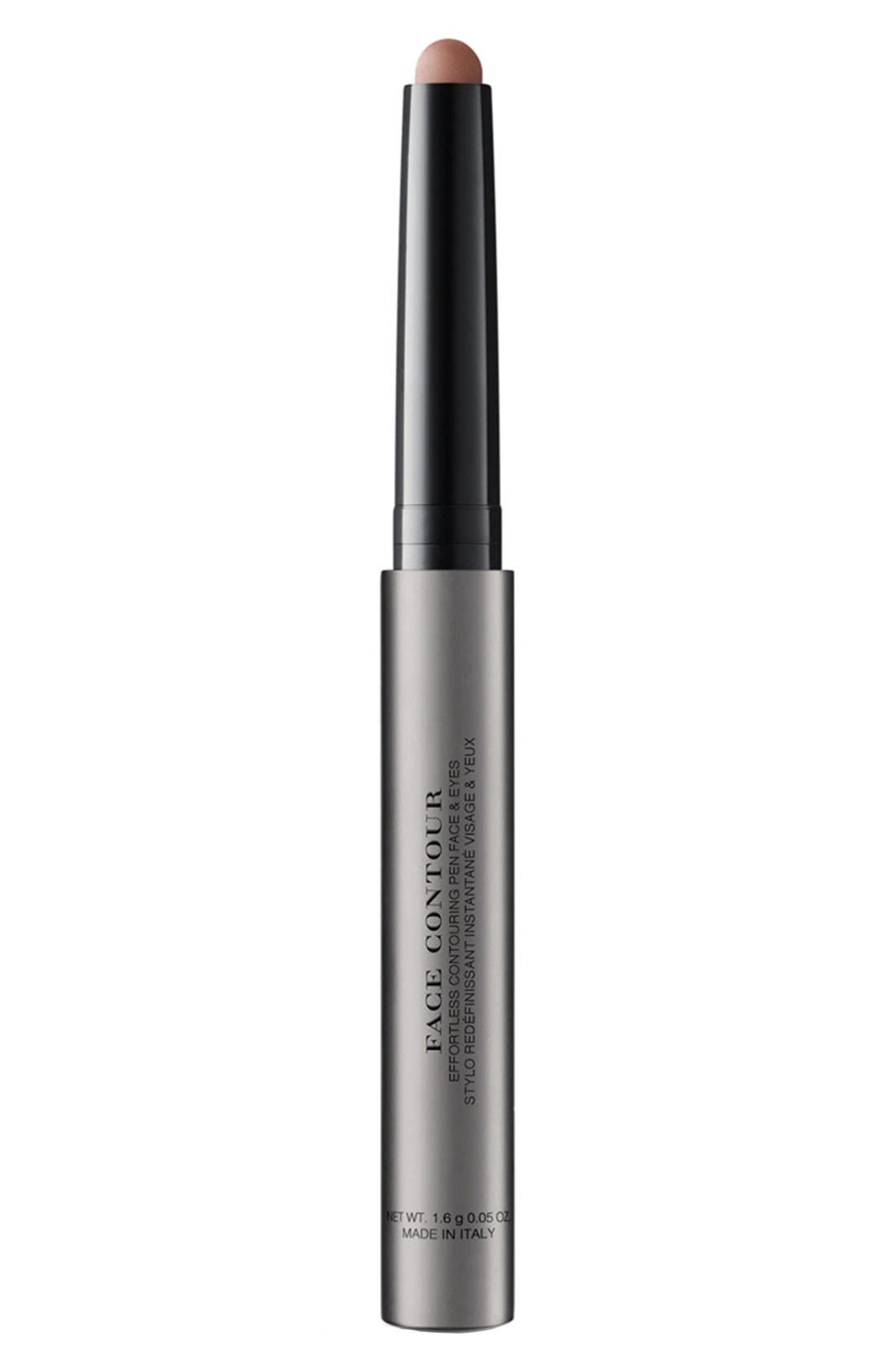 Face Contour Effortless Contouring Pen for Face & Eyes,                         Main,                         color, NO. 01 MEDIUM