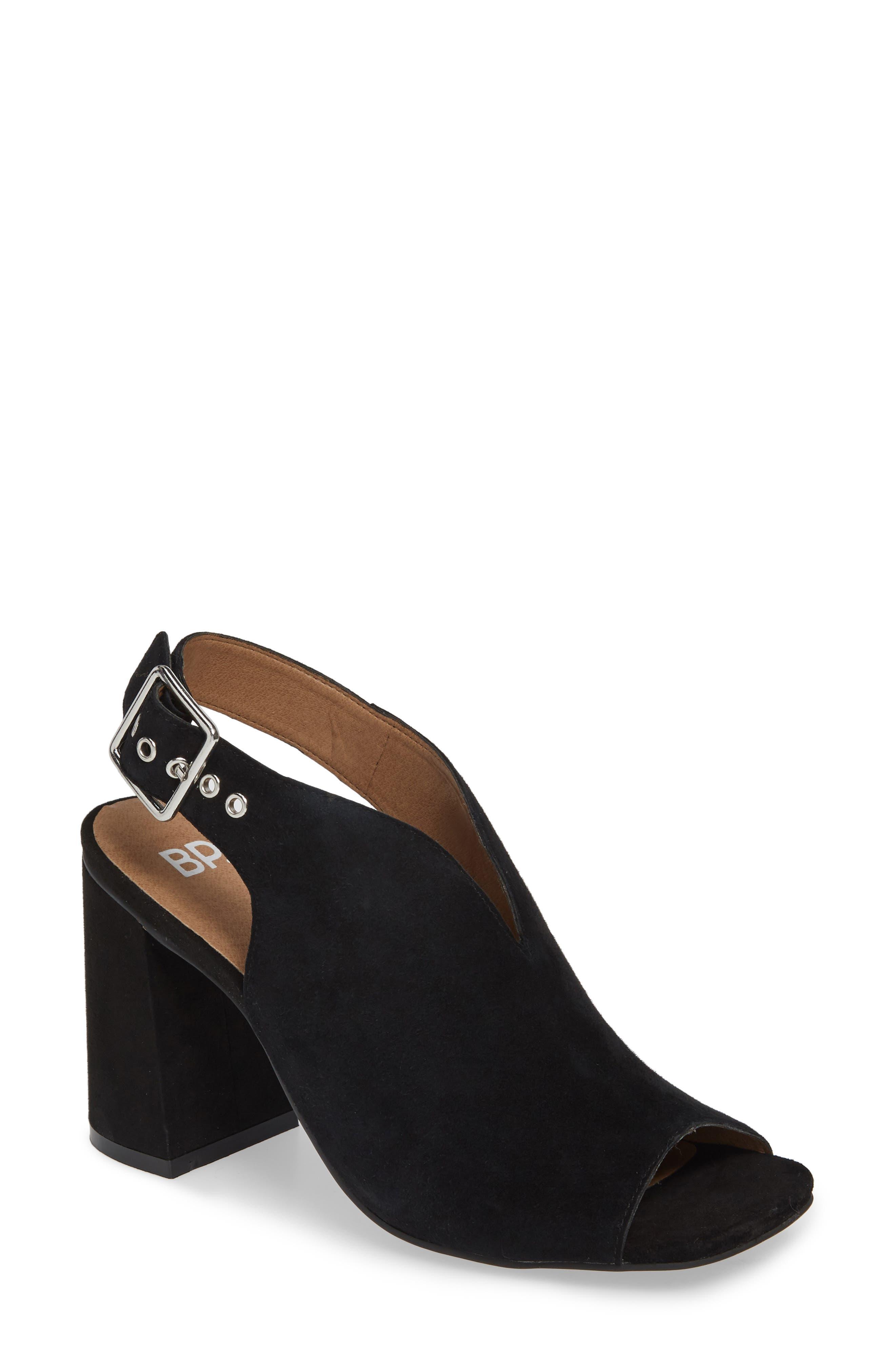 da7d44a4fc16 Bp. Block Heel Sandal