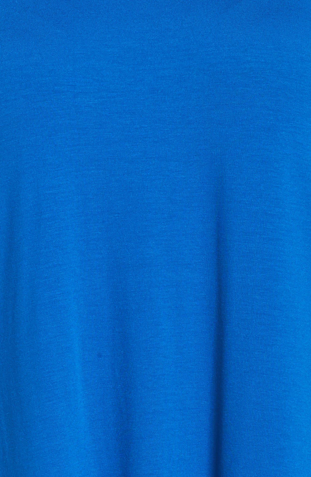 Jersey Tunic Dress,                             Alternate thumbnail 19, color,