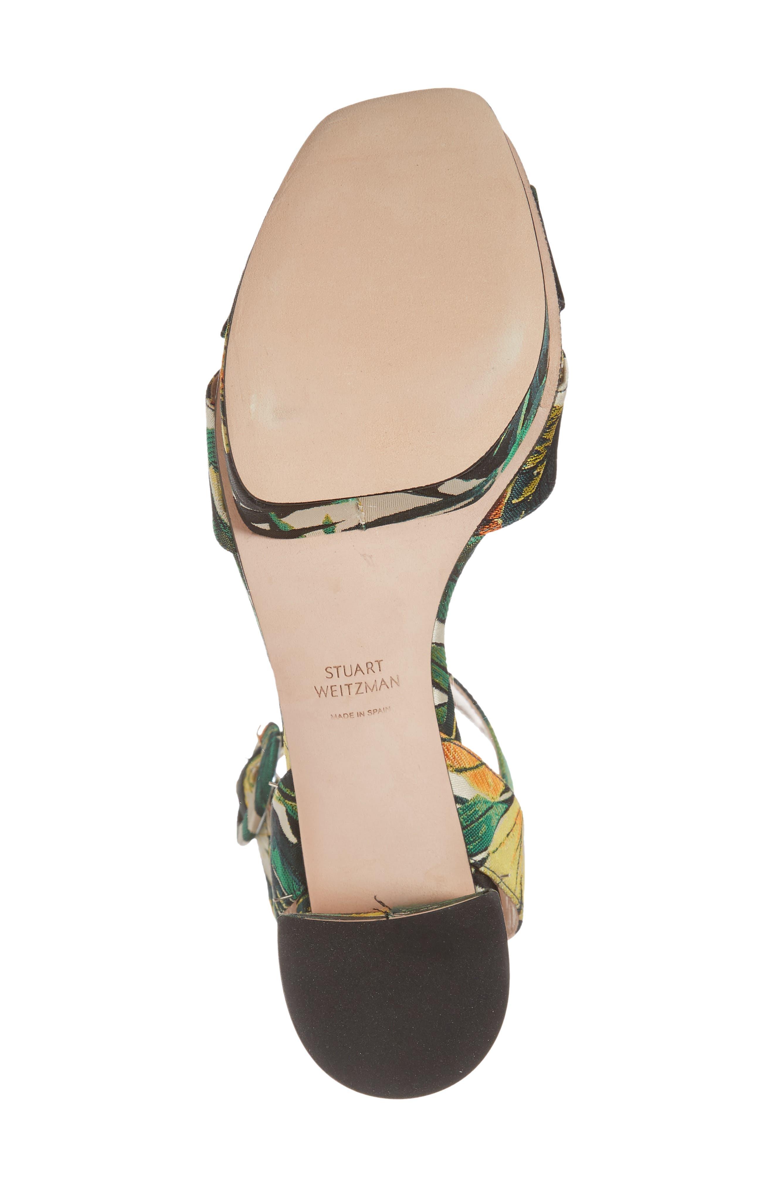 Carmina Ankle Strap Platform Sandal,                             Alternate thumbnail 24, color,