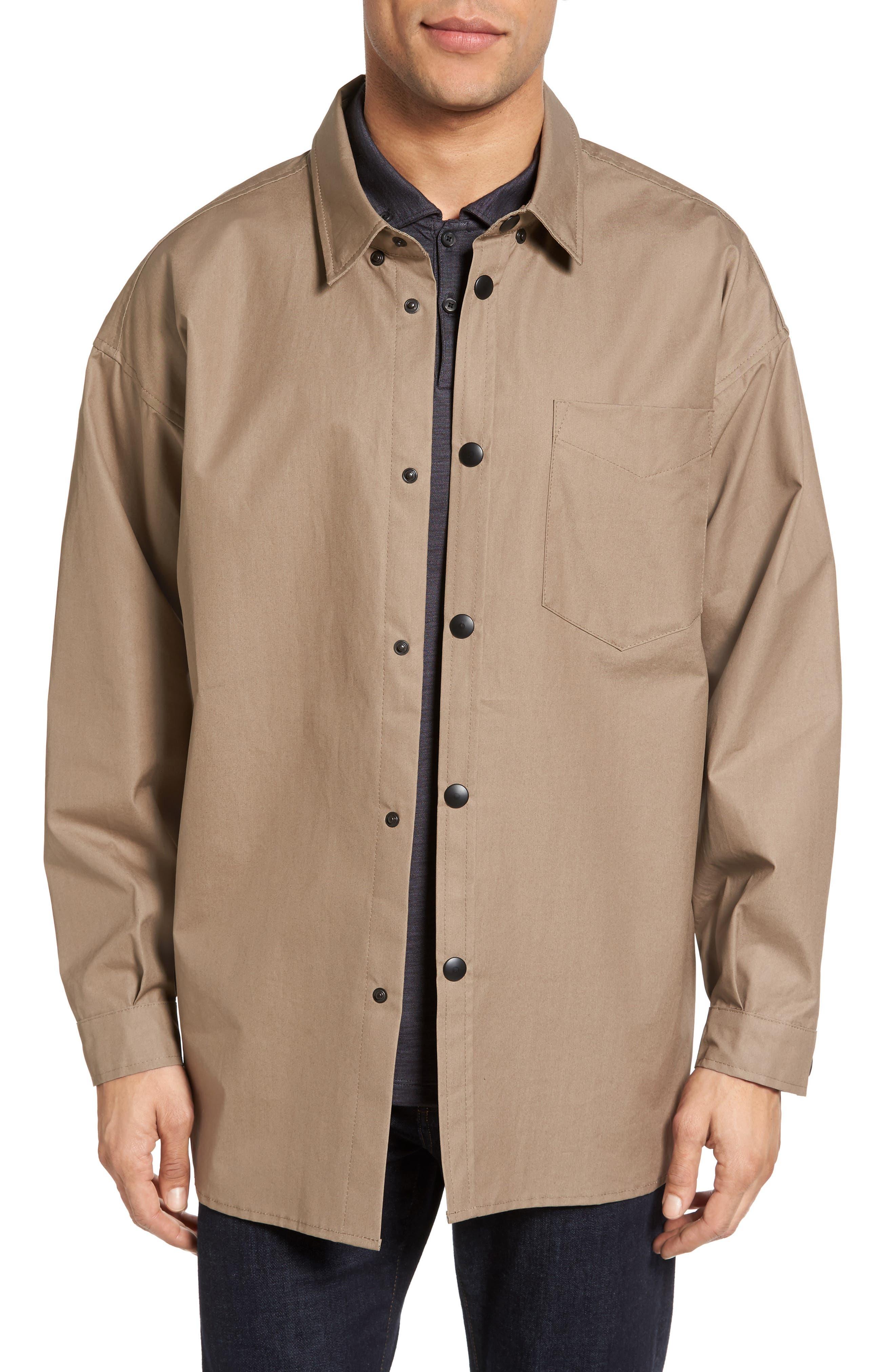 Lerum Relaxed Fit Shirt Jacket,                             Main thumbnail 2, color,
