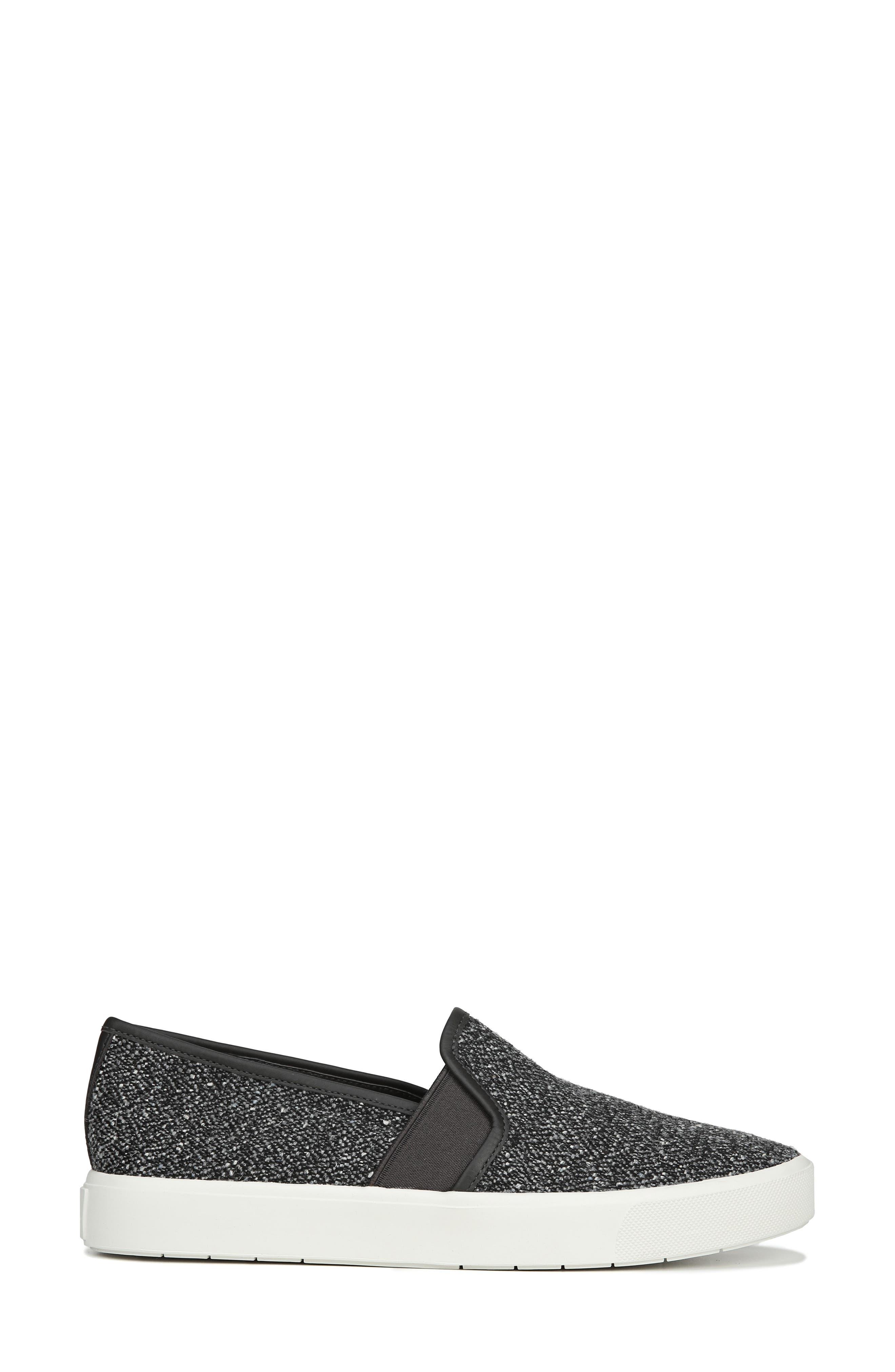 Blair 5 Slip-On Sneaker,                             Alternate thumbnail 3, color,                             GREY