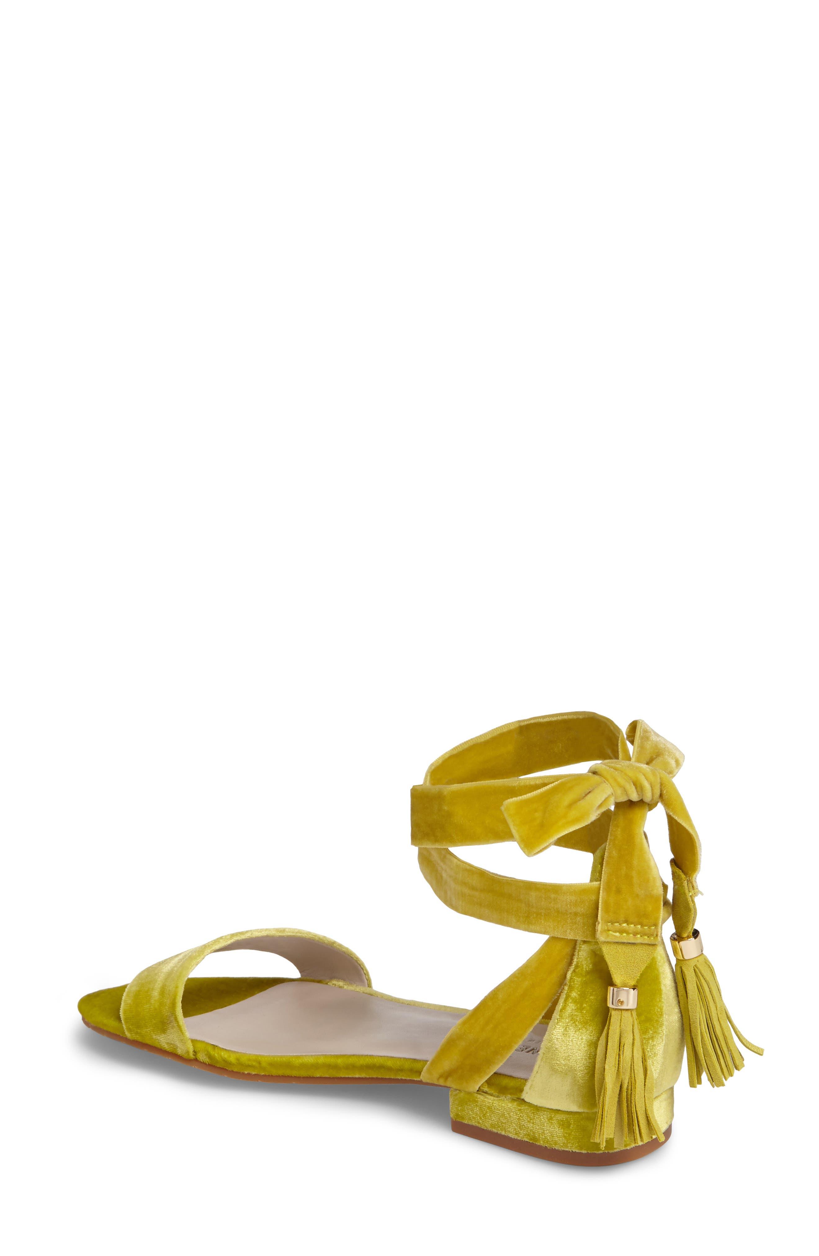 Valen Tassel Lace-Up Sandal,                             Alternate thumbnail 21, color,