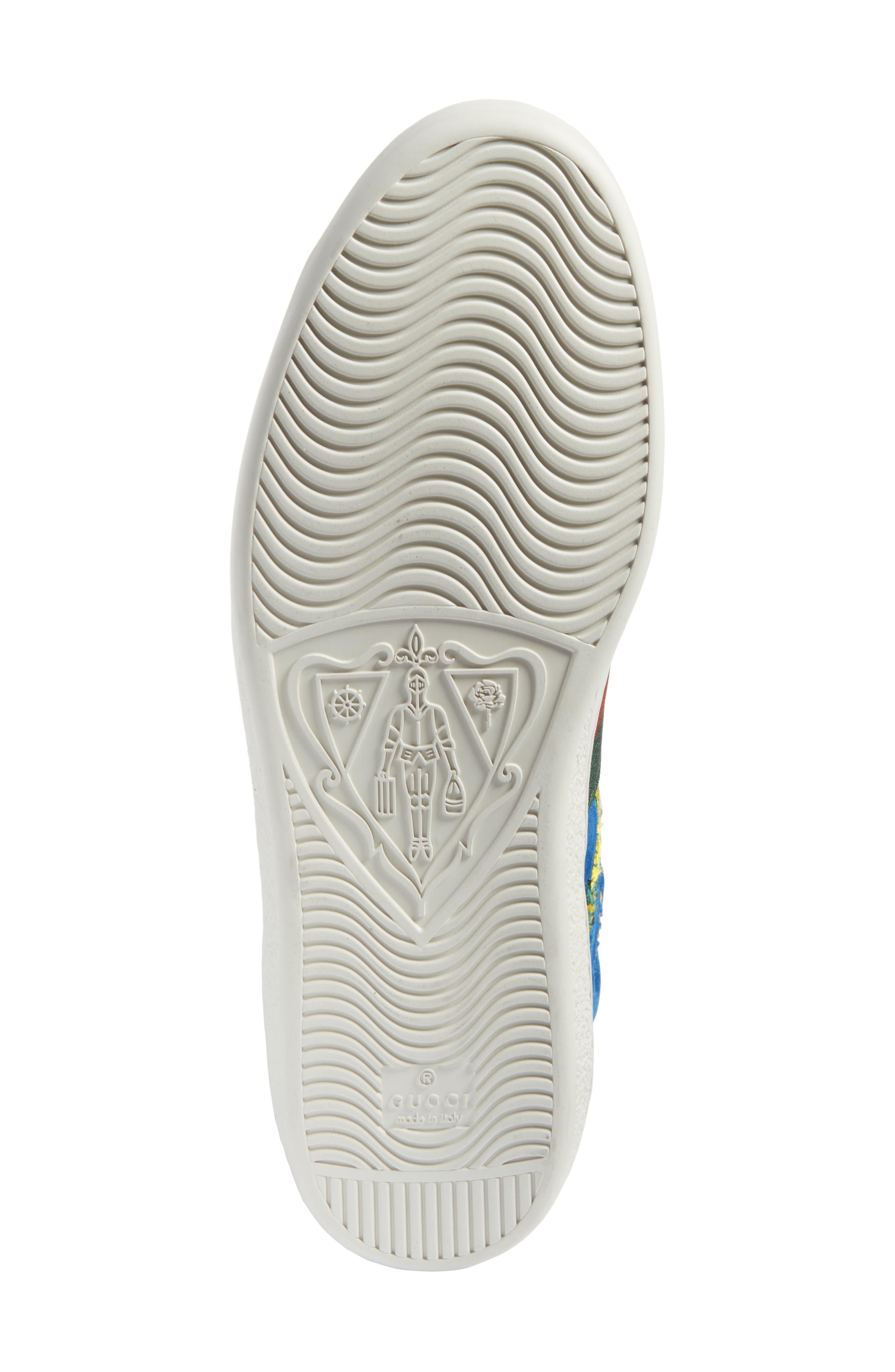 New Ace Dragon Sneaker,                             Alternate thumbnail 6, color,                             493