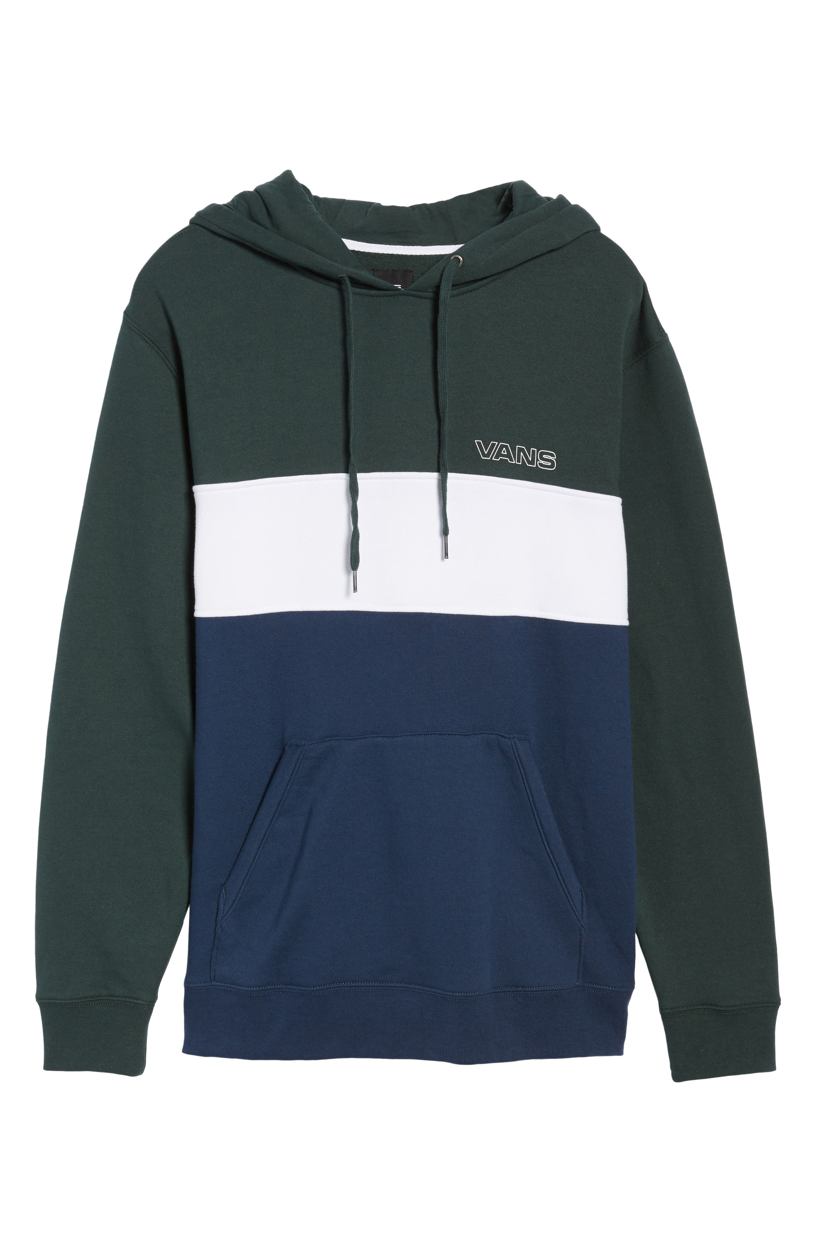 Starboard Fleece Pullover Hoodie,                             Alternate thumbnail 6, color,