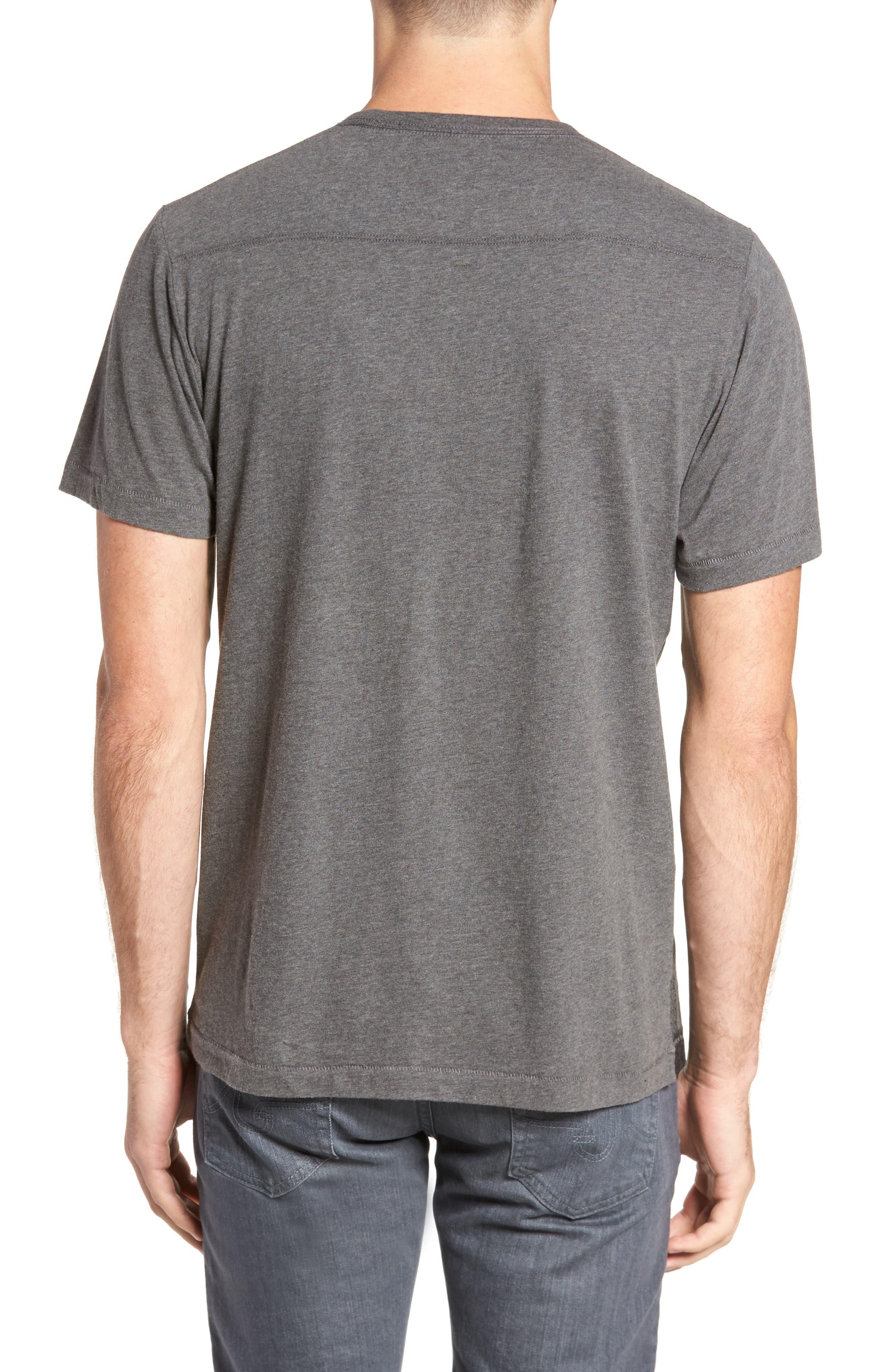 Texas Check Regular Fit T-Shirt,                             Alternate thumbnail 2, color,