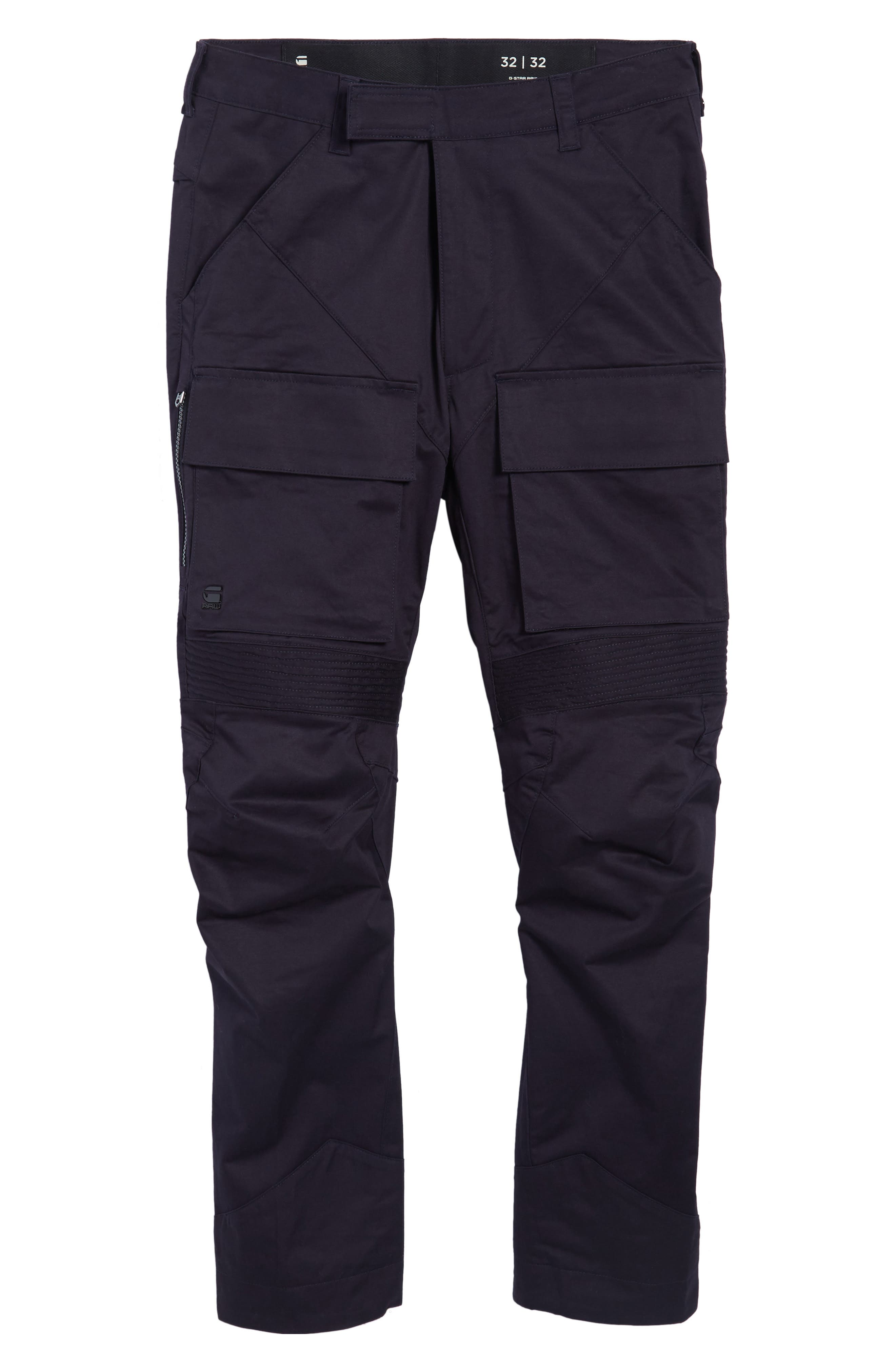 Vodan DC Slim Pants,                             Alternate thumbnail 6, color,                             400