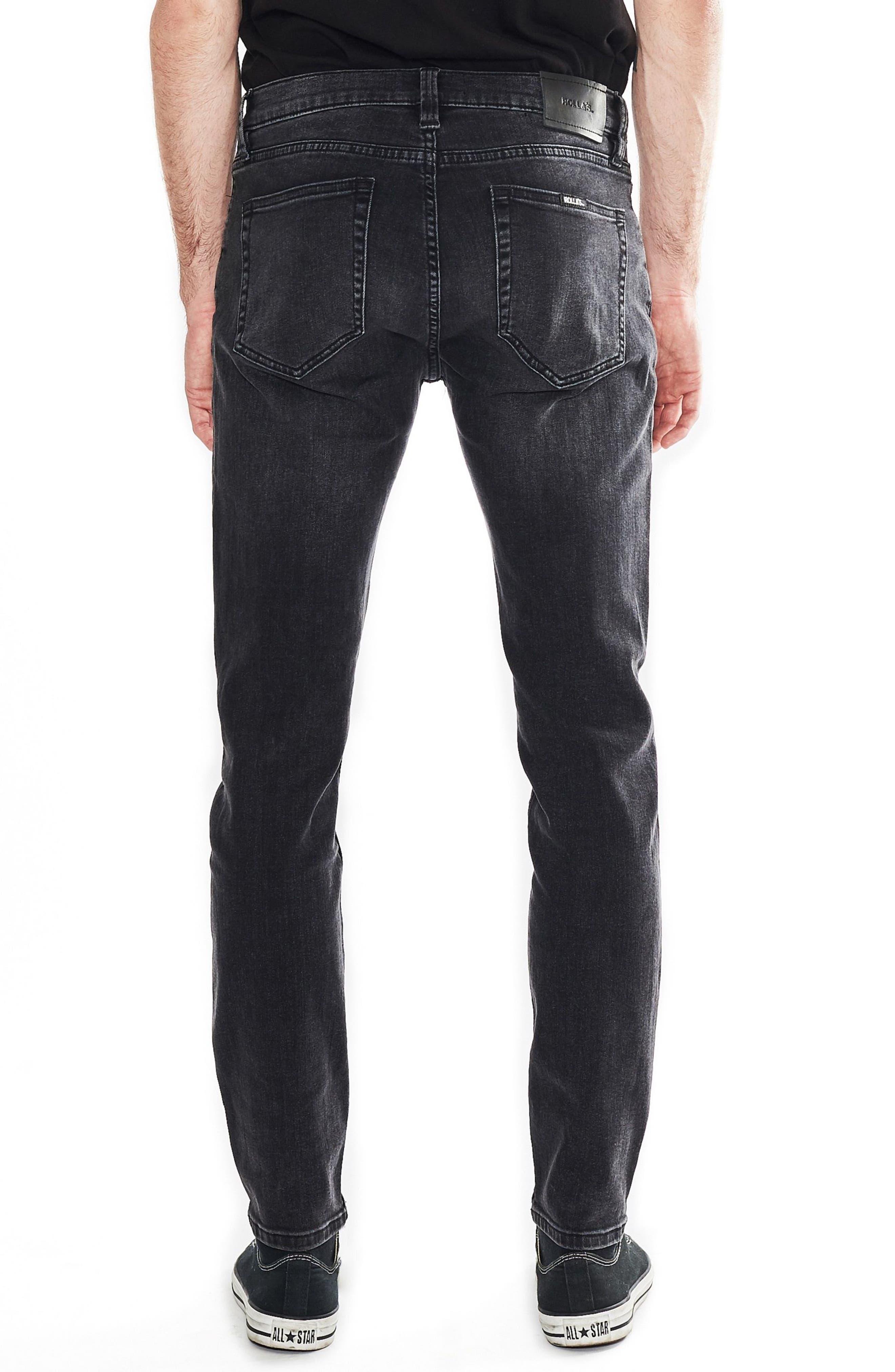 Stinger Skinny Fit Jeans,                             Alternate thumbnail 2, color,                             OLD GOLD