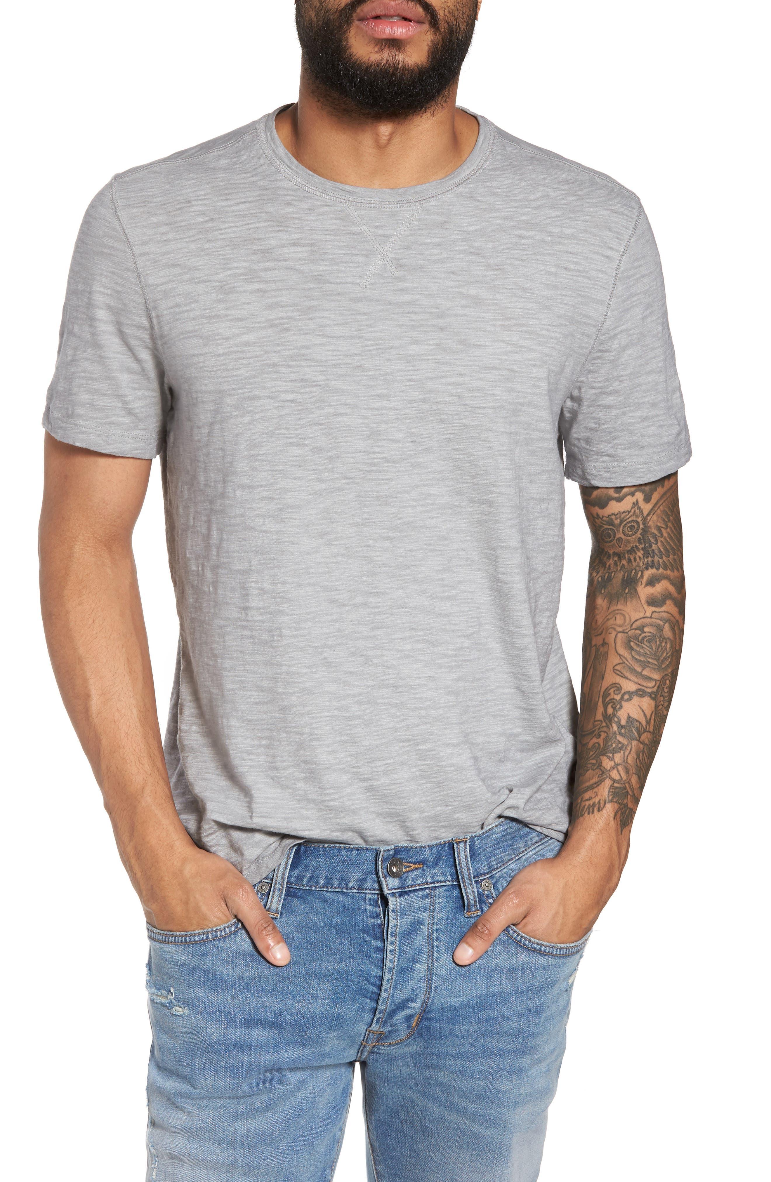 Slim Fit Slubbed T-Shirt,                             Main thumbnail 2, color,