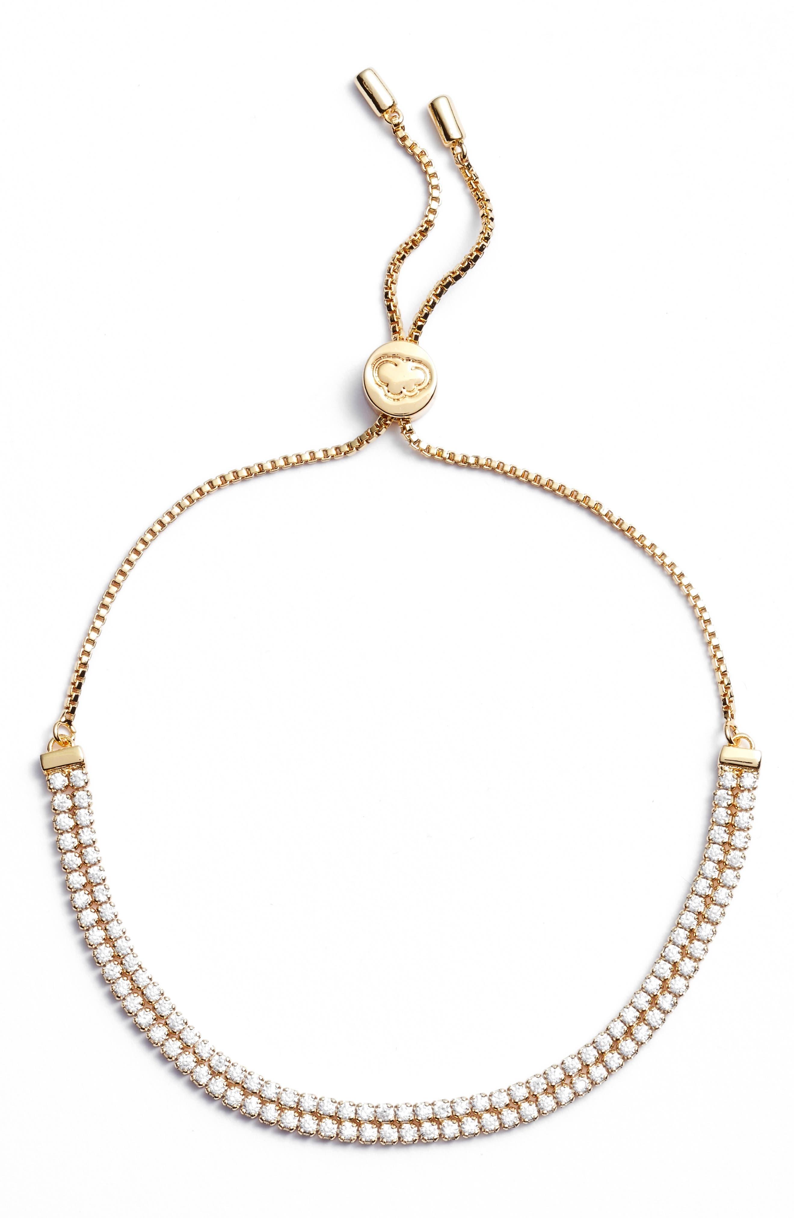 Double Strand Bracelet,                             Main thumbnail 3, color,