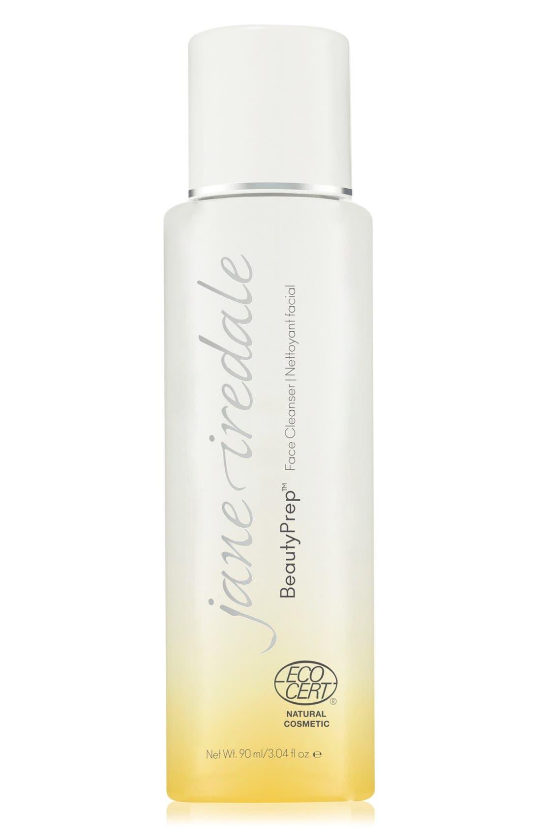 BeautyPrep Face Cleanser,                             Main thumbnail 1, color,                             NO COLOR