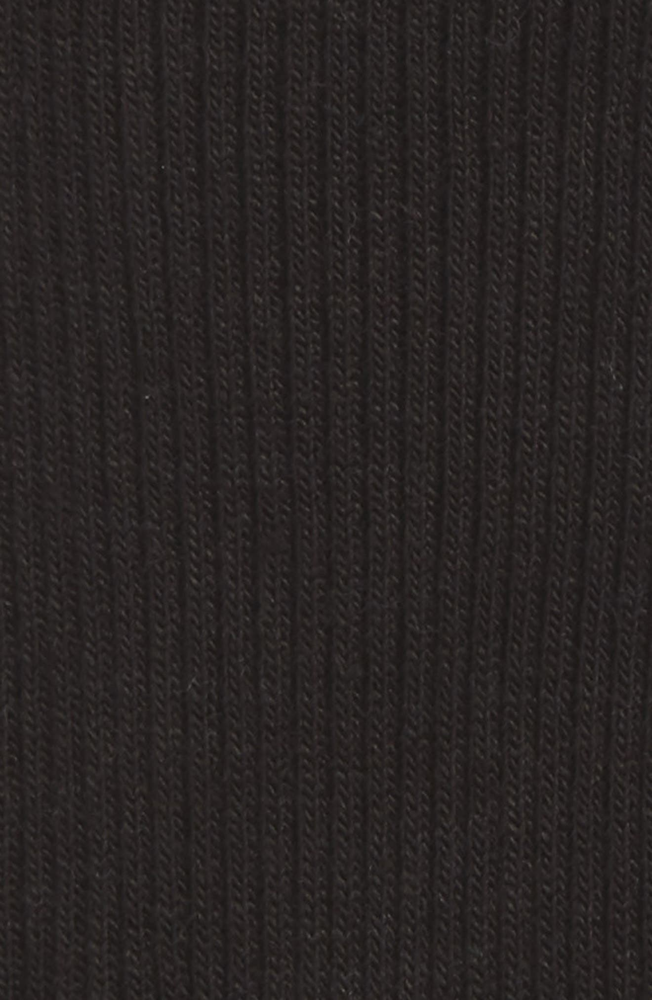 Ribbed Socks,                             Alternate thumbnail 4, color,