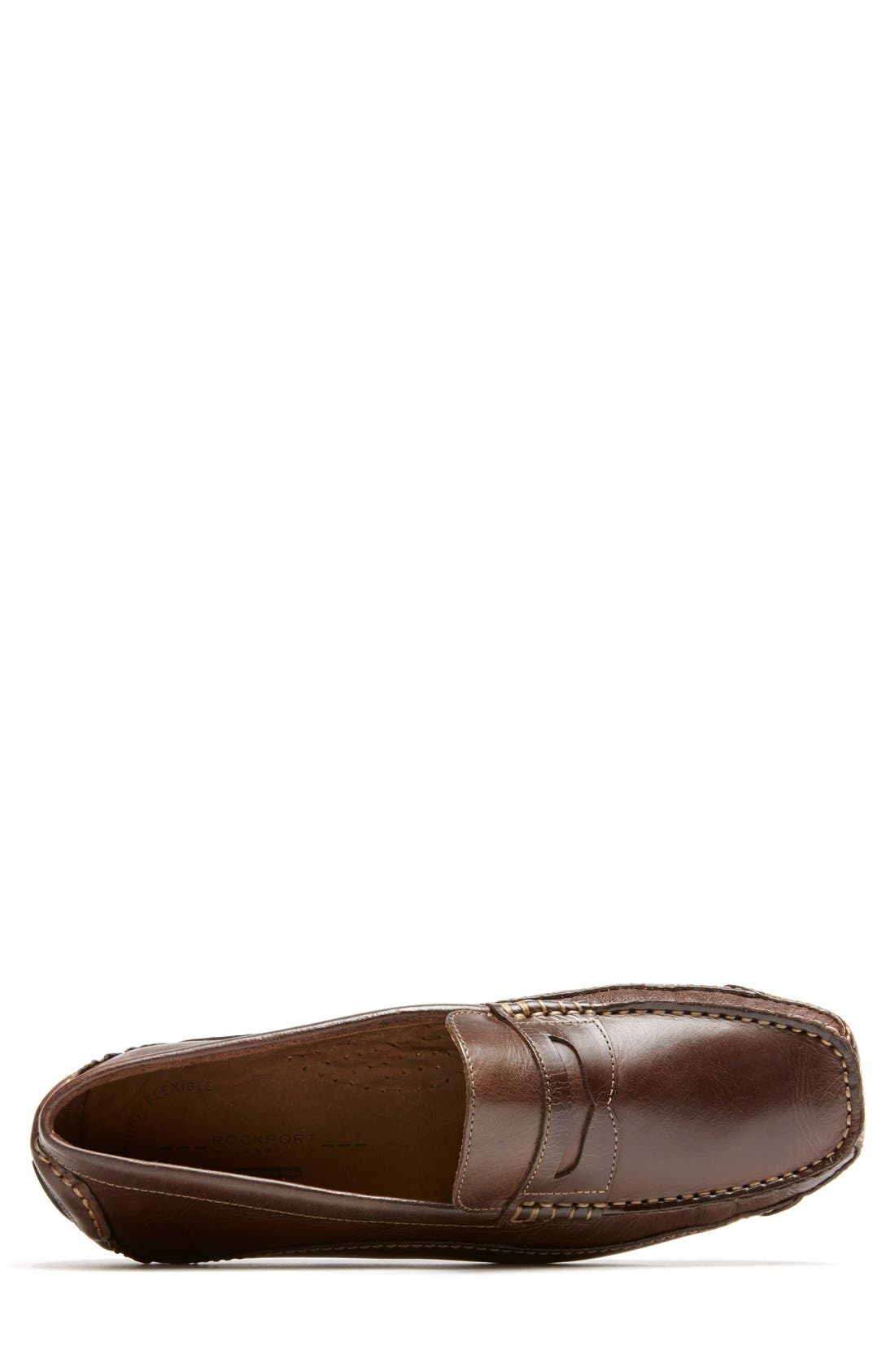 Luxury Cruise Penny Loafer,                             Alternate thumbnail 5, color,                             200