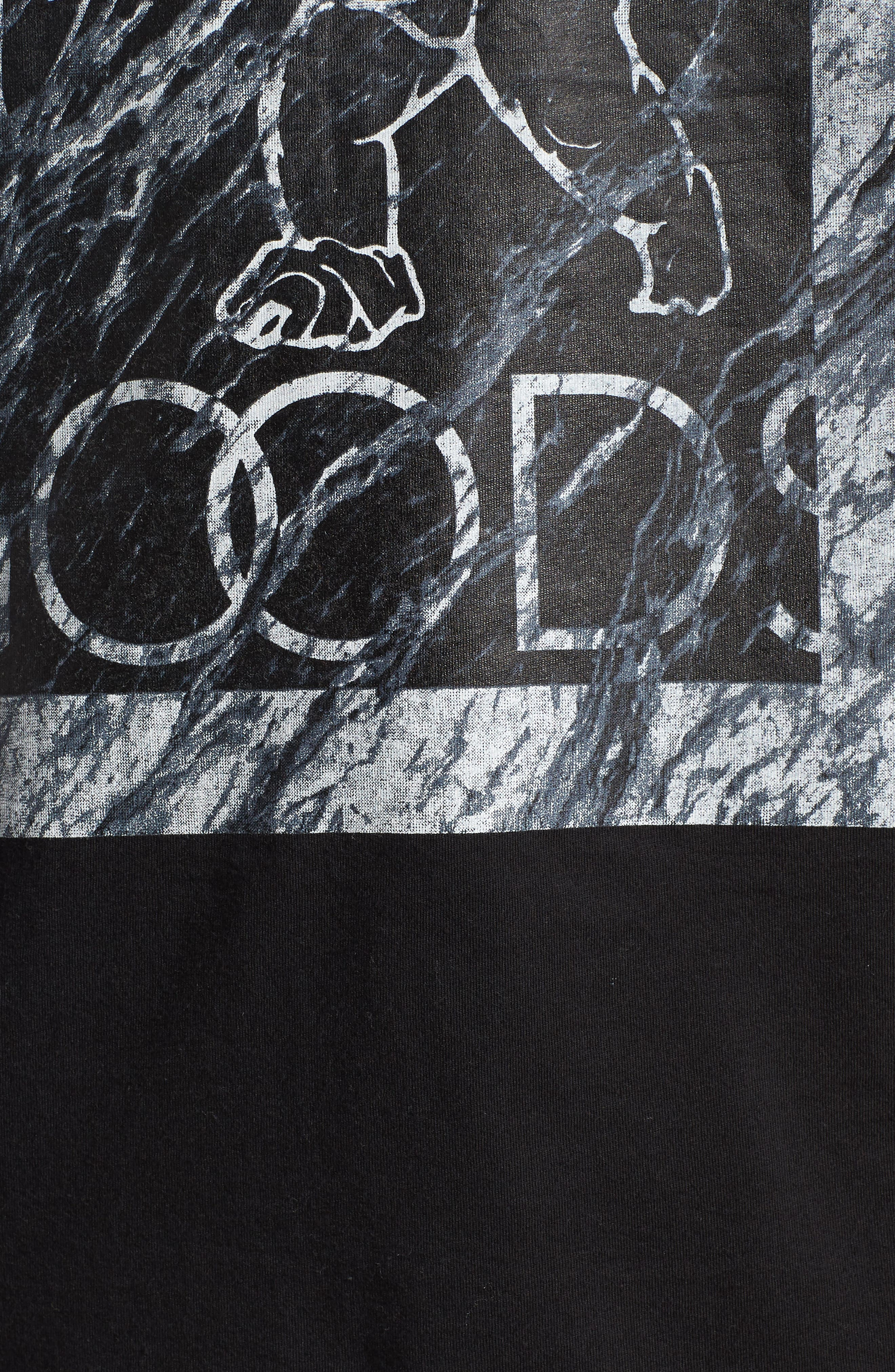 Cherub Graphic T-Shirt,                             Alternate thumbnail 5, color,                             001