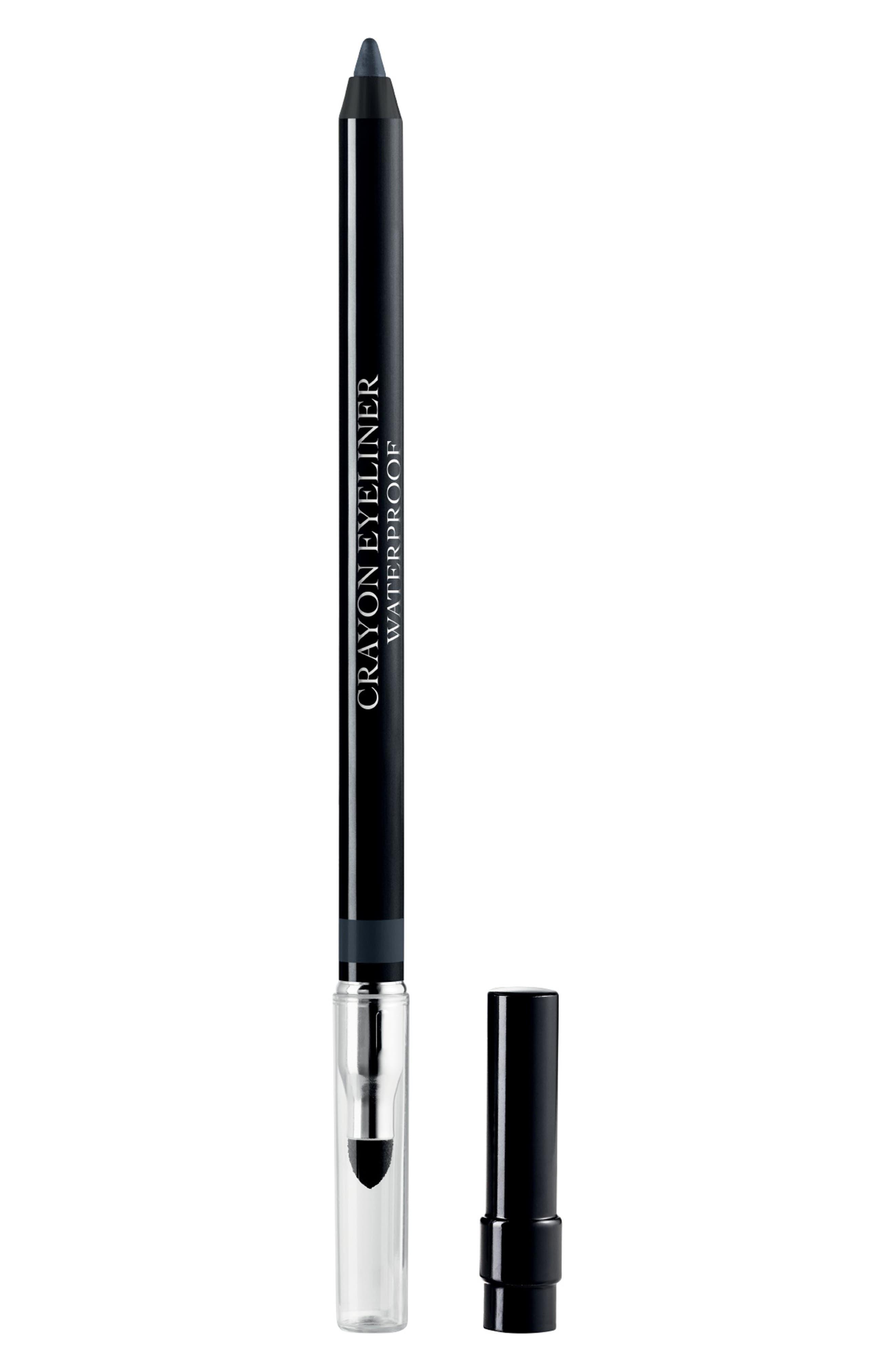 Dior Long-Wear Waterproof Eyeliner Pencil - 084 Deep Grey