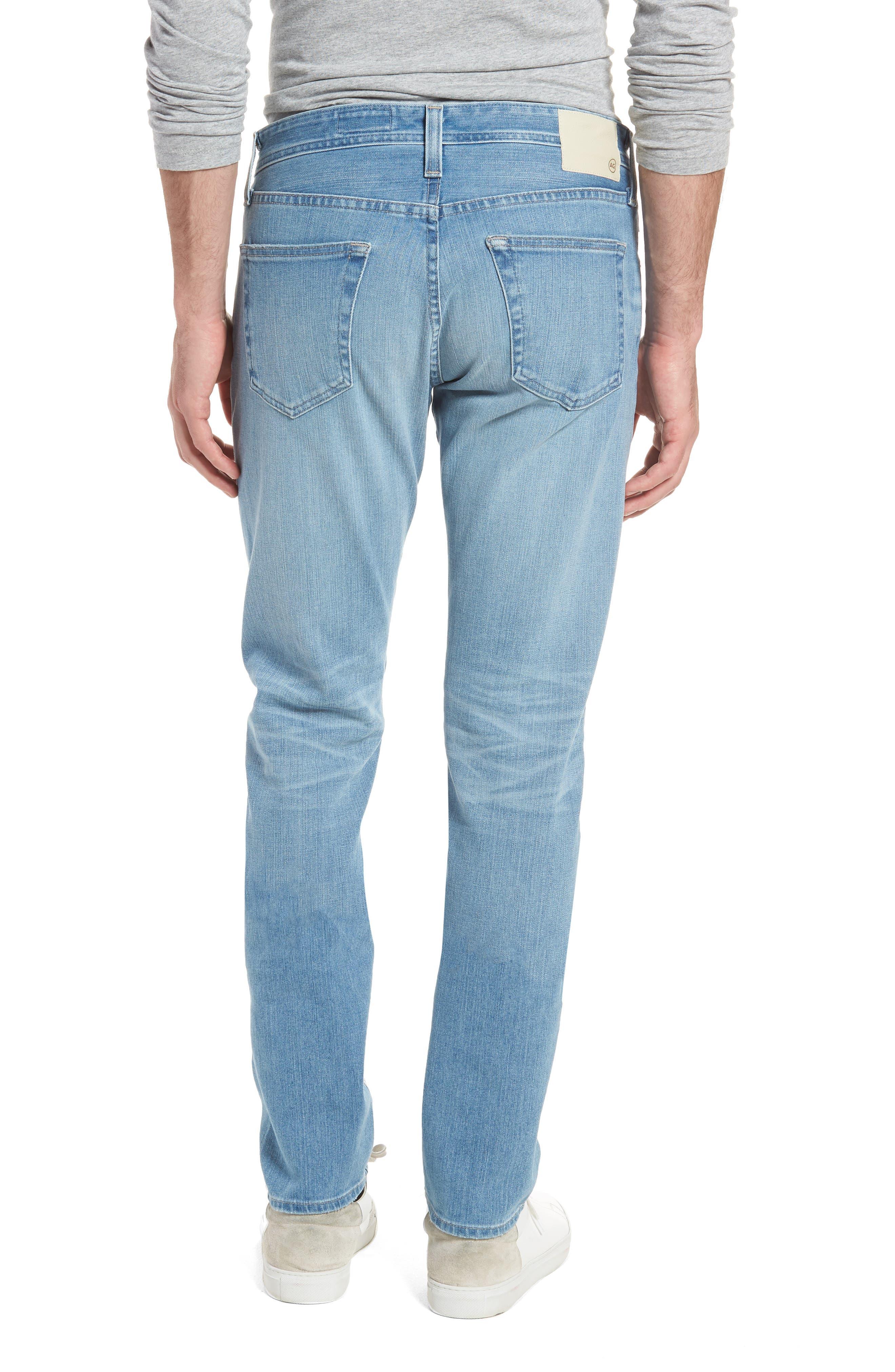 AG,                             Tellis Slim Fit Jeans,                             Alternate thumbnail 2, color,                             498