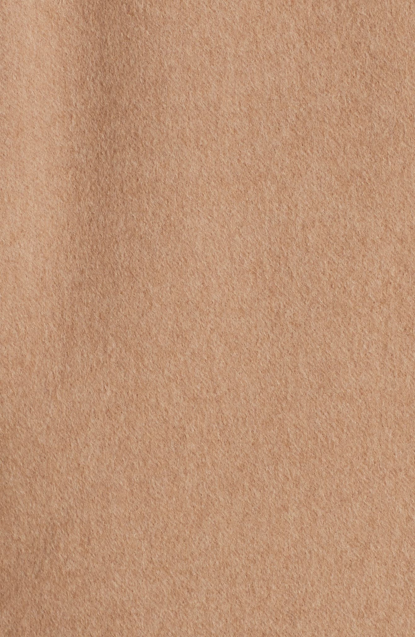 Panteon Camel Hair Jacket,                             Alternate thumbnail 6, color,                             232
