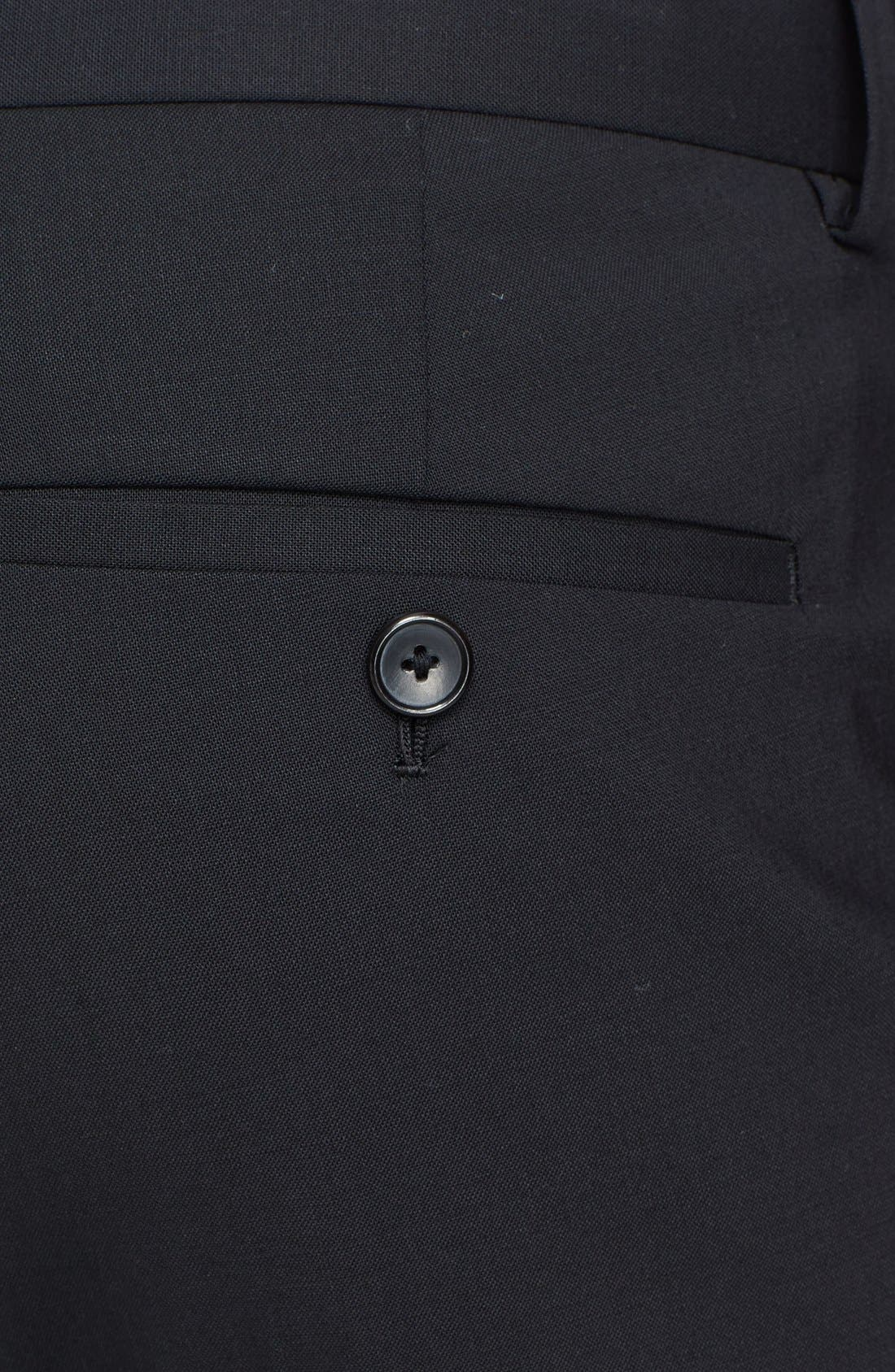 'Marlo New Tailor' Slim Fit Pants,                             Alternate thumbnail 14, color,