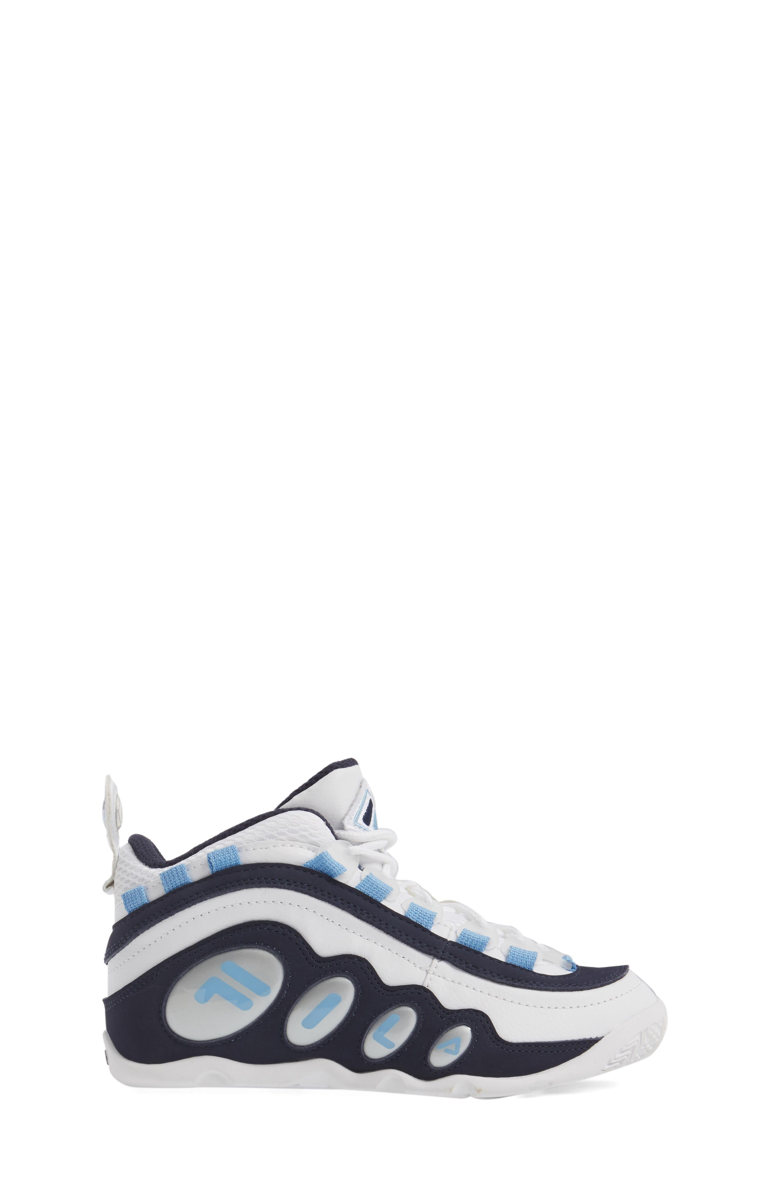 Bubbles Mid Top Sneaker,                             Alternate thumbnail 3, color,                             147