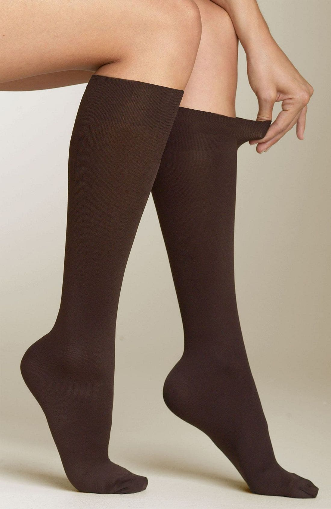 SPANX<SUP>®</SUP> Topless Trouser Socks, Main, color, 201