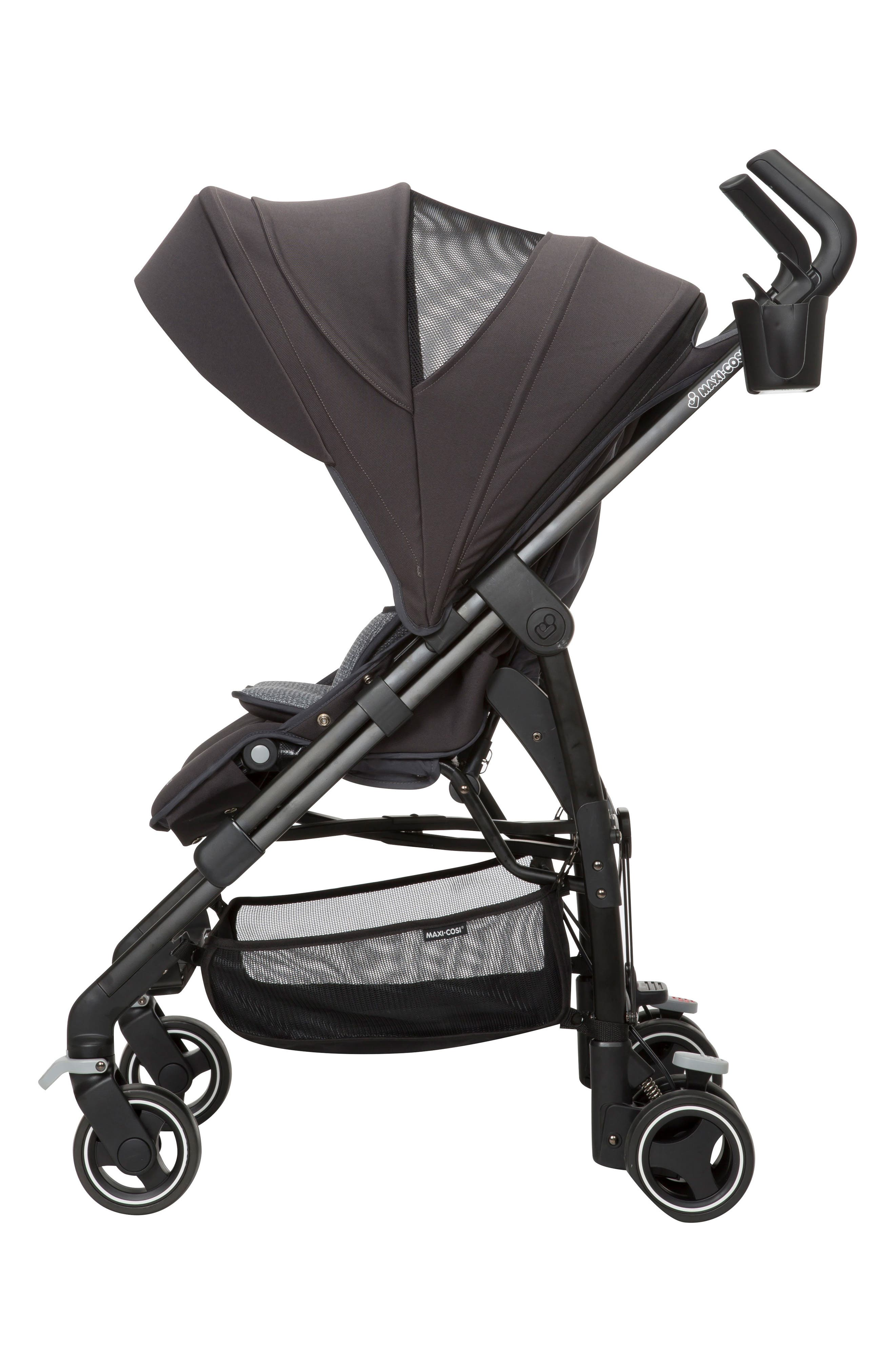 Dana Sweater Knit Special Edition Stroller,                             Alternate thumbnail 4, color,                             024