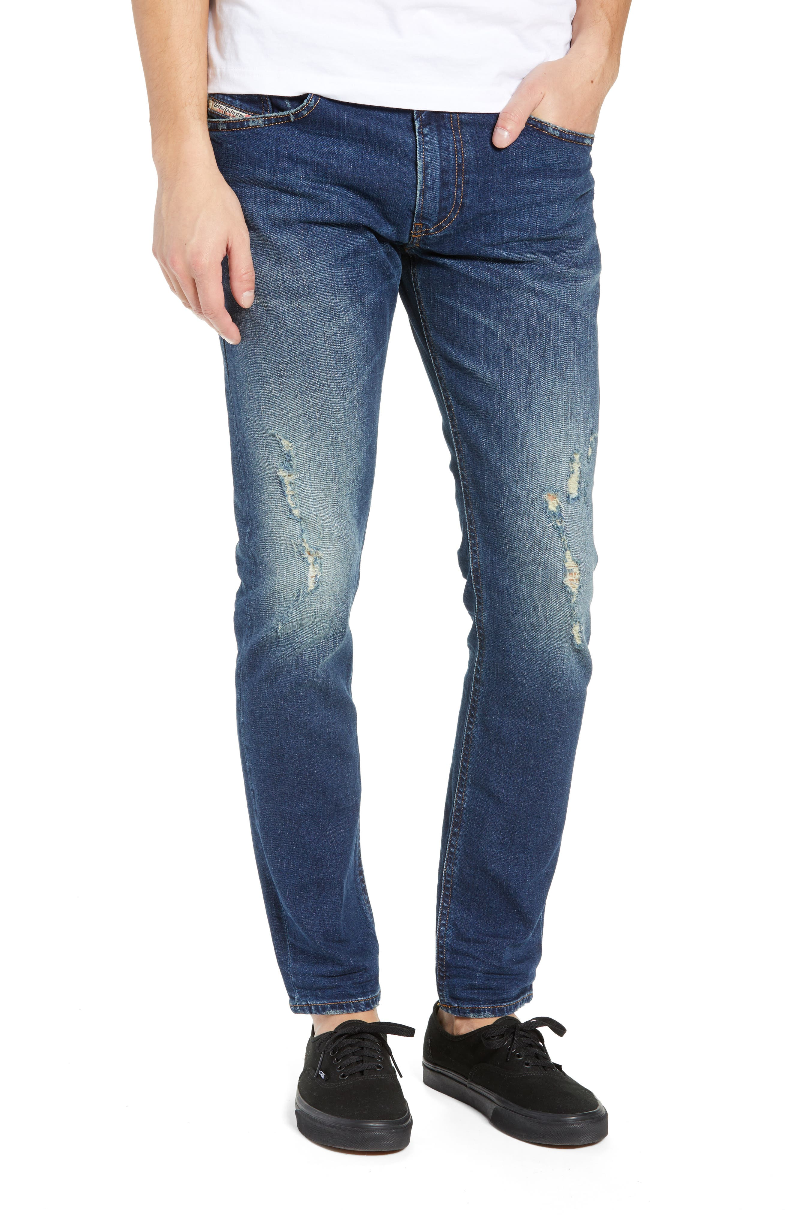 Thommer Slim Fit Jeans,                         Main,                         color, 084YY