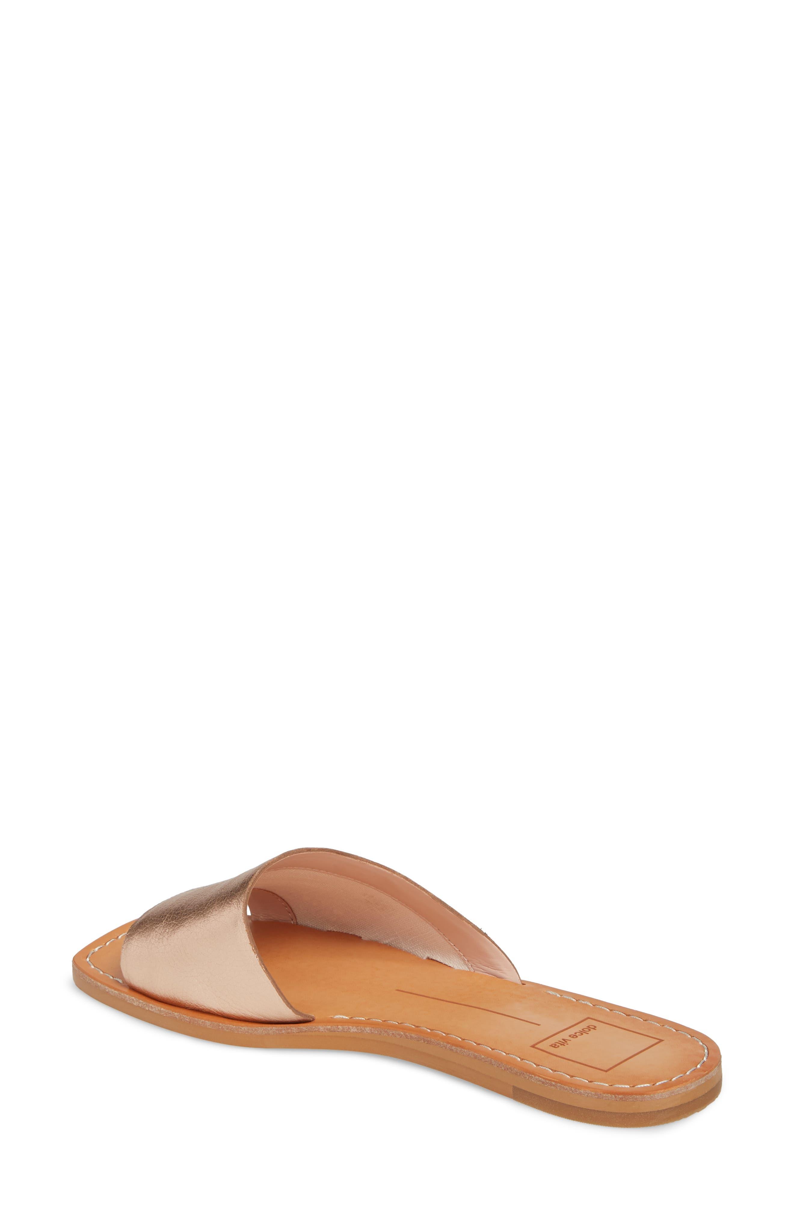 Cato Asymmetrical Slide Sandal,                             Alternate thumbnail 11, color,