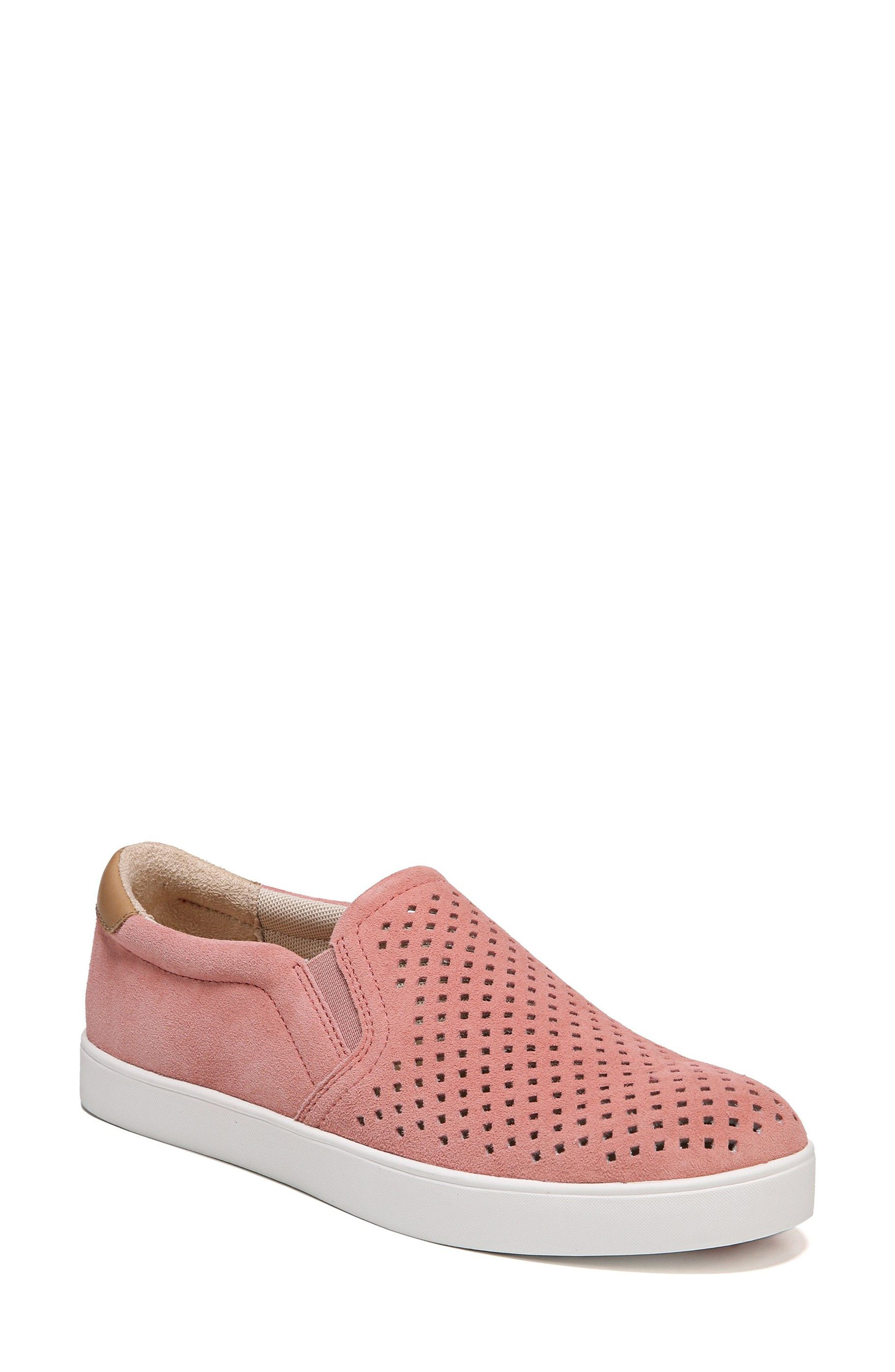 Original Collection 'Scout' Slip On Sneaker,                         Main,                         color, ROSY MAUVE SUEDE