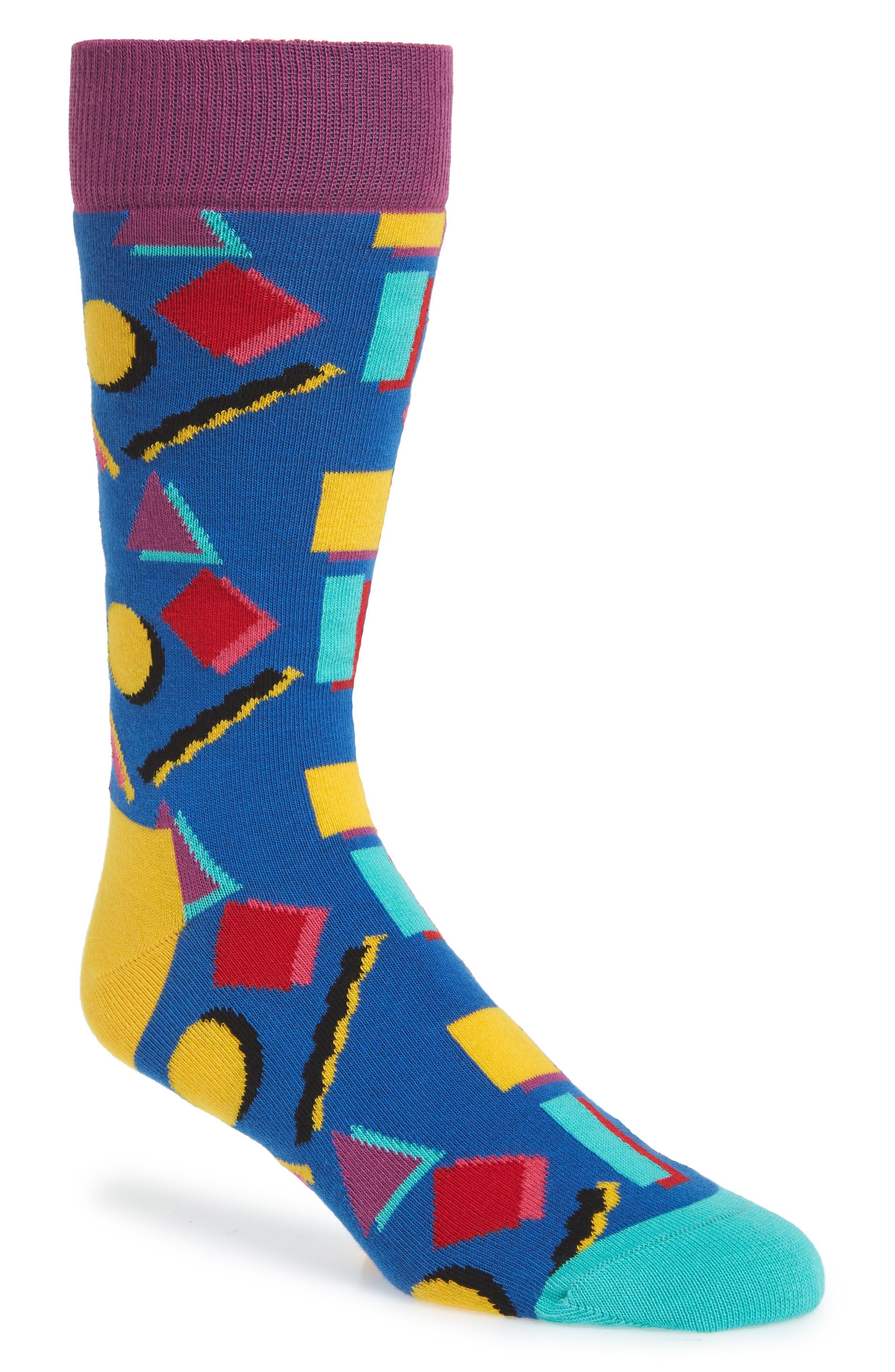 Nineties Socks,                         Main,                         color, 459
