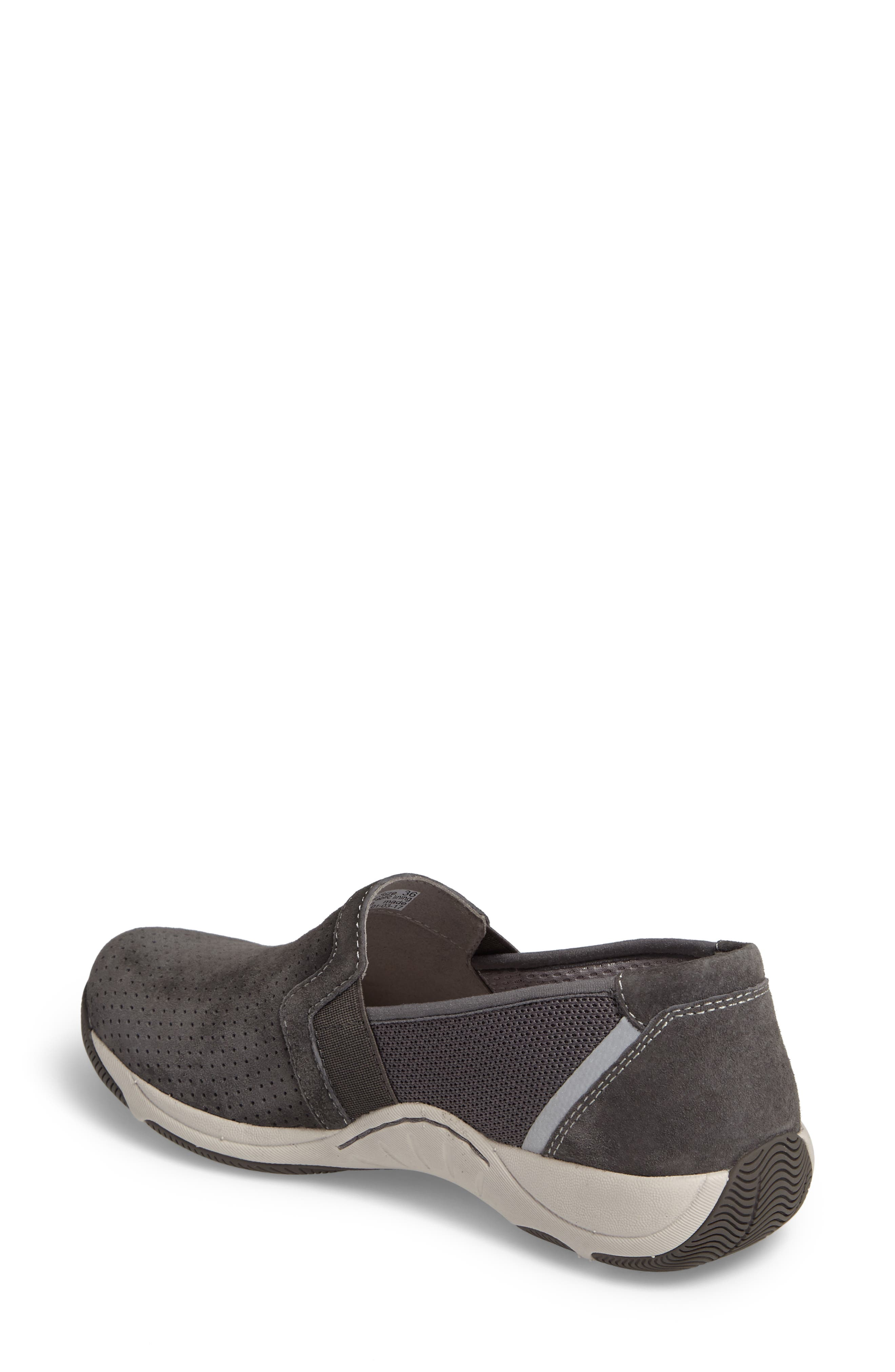 Halifax Collection Halle Slip-On Sneaker,                             Alternate thumbnail 5, color,