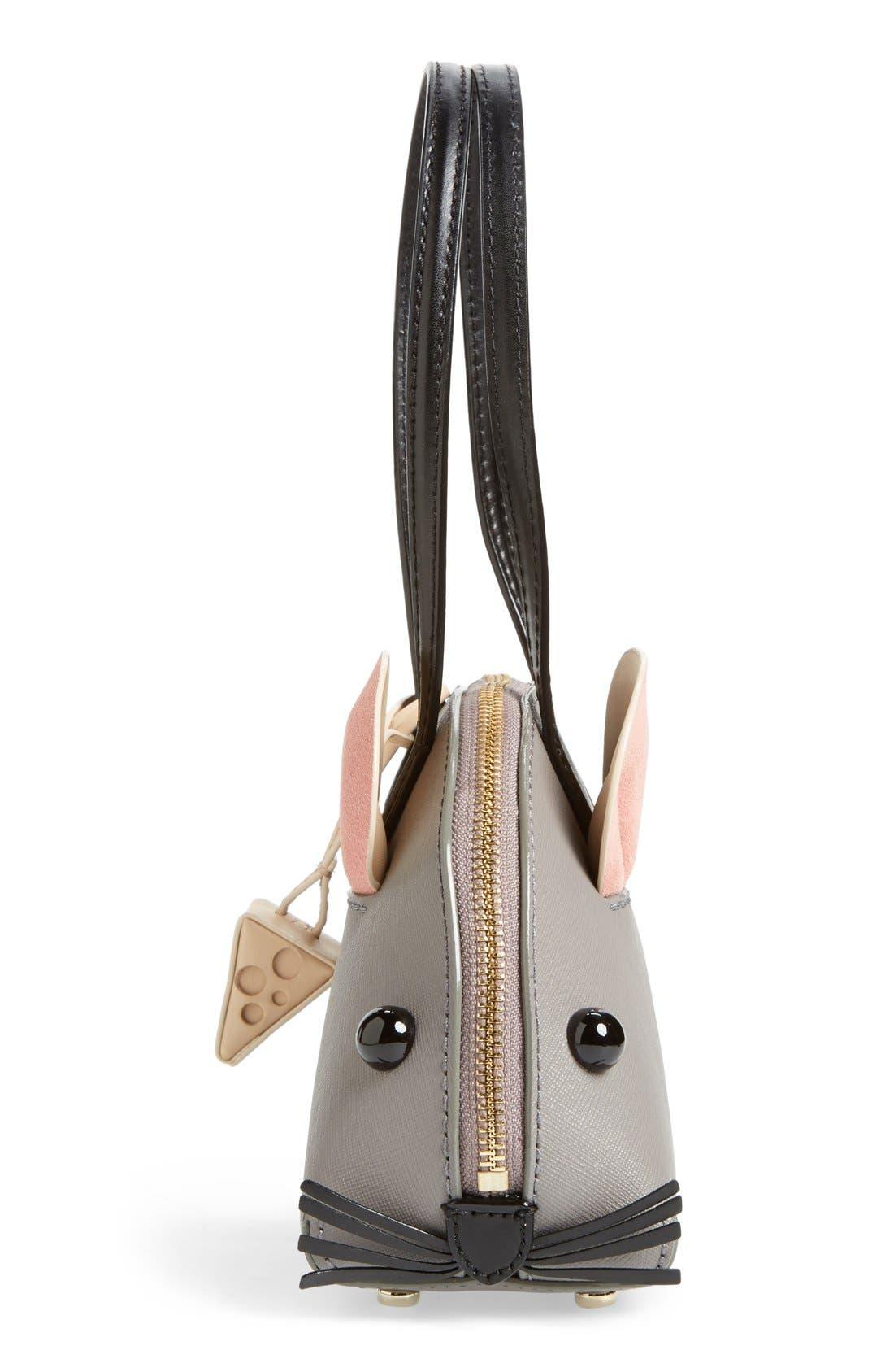 'cat's meow' mouse bag,                             Alternate thumbnail 3, color,                             025
