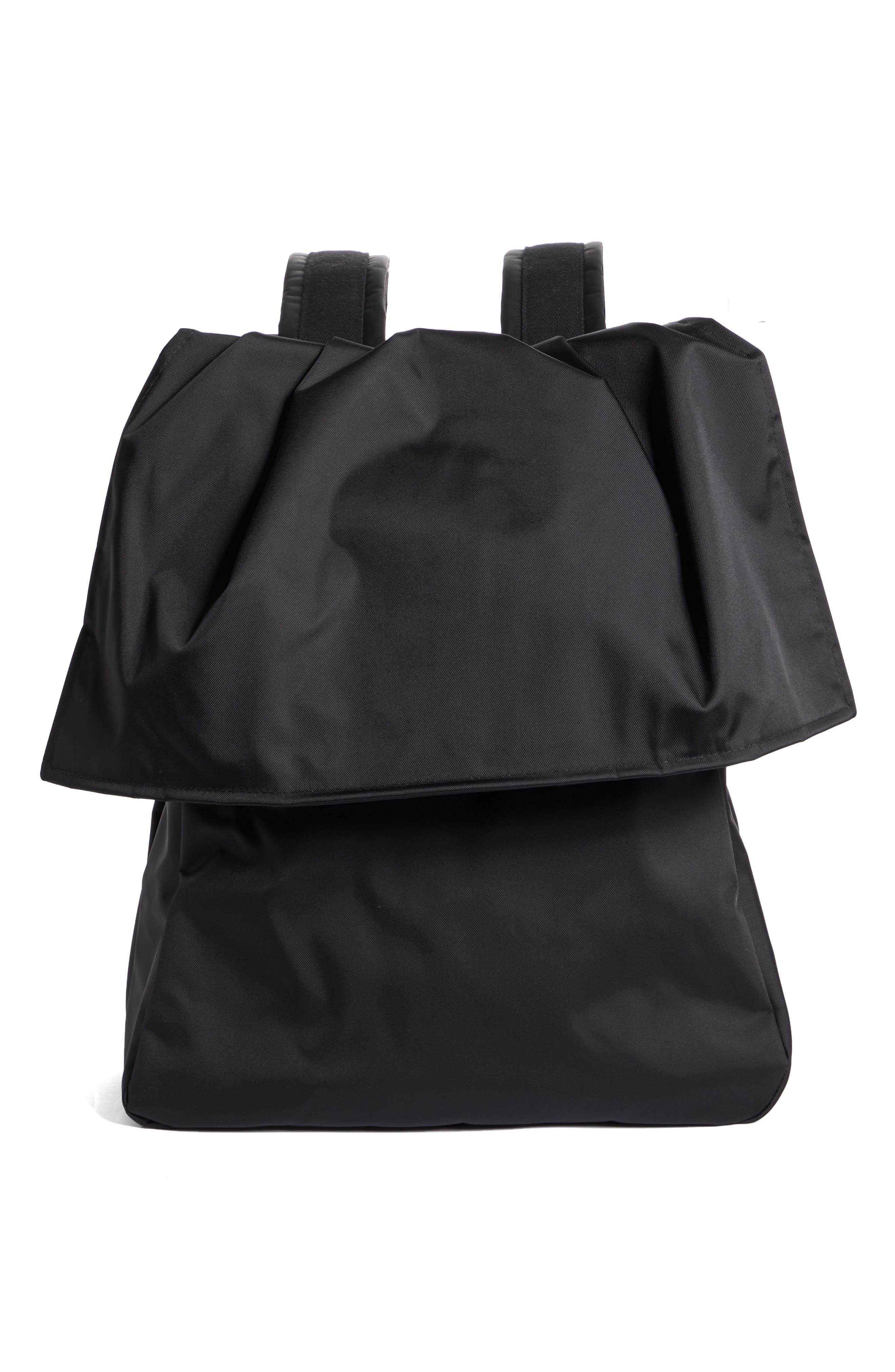 RAF SIMONS,                             Eastpak x Raf Simons Backpack,                             Main thumbnail 1, color,                             BLACK