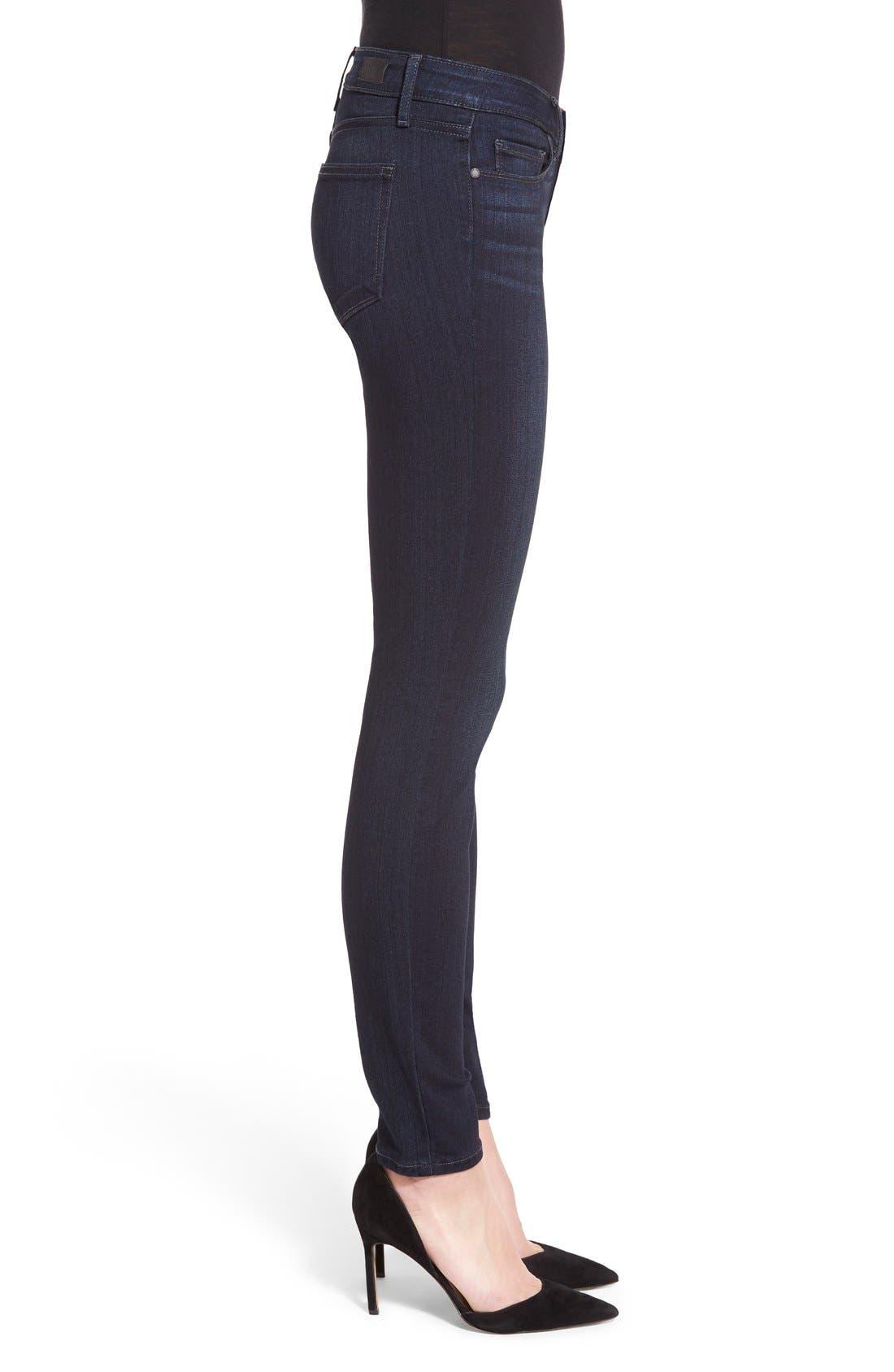Transcend - Verdugo Ultra Skinny Jeans,                             Alternate thumbnail 4, color,