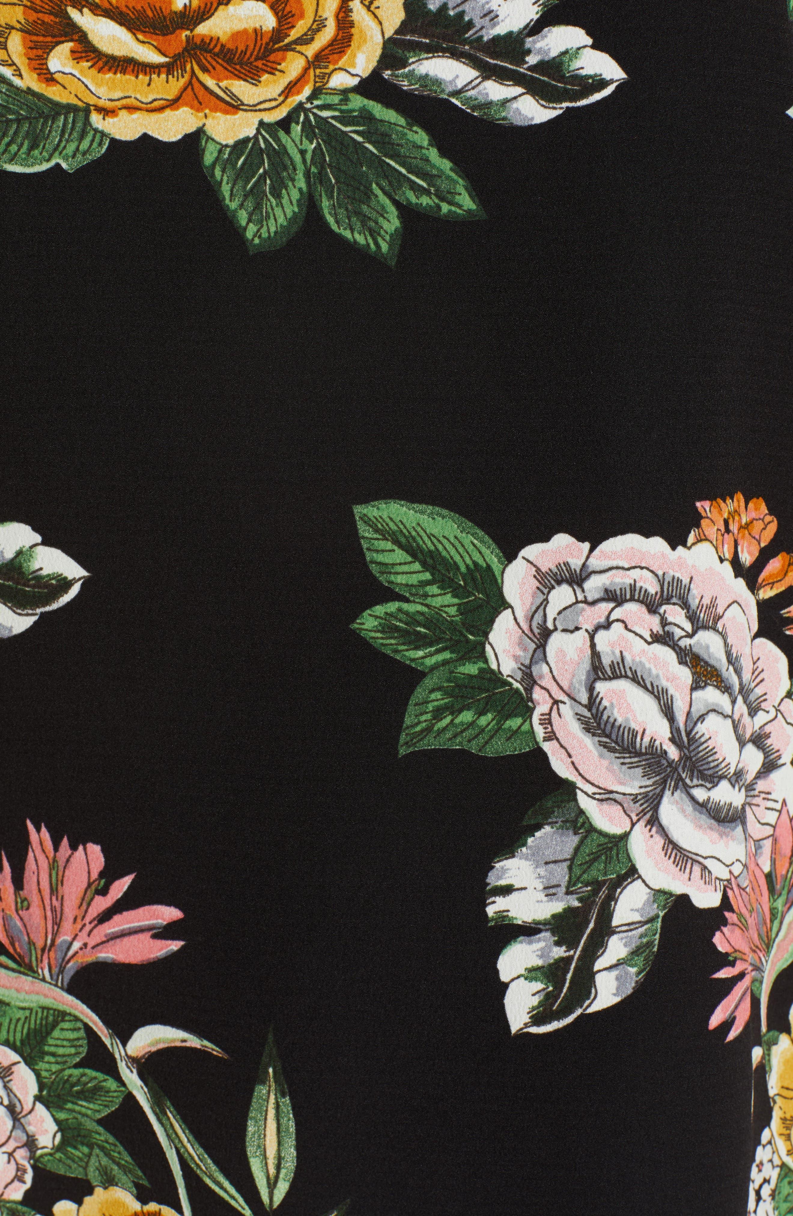 Bishop + Young Enchanted Garden Tank,                             Alternate thumbnail 6, color,                             ENCHANTED GARDEN PRINT