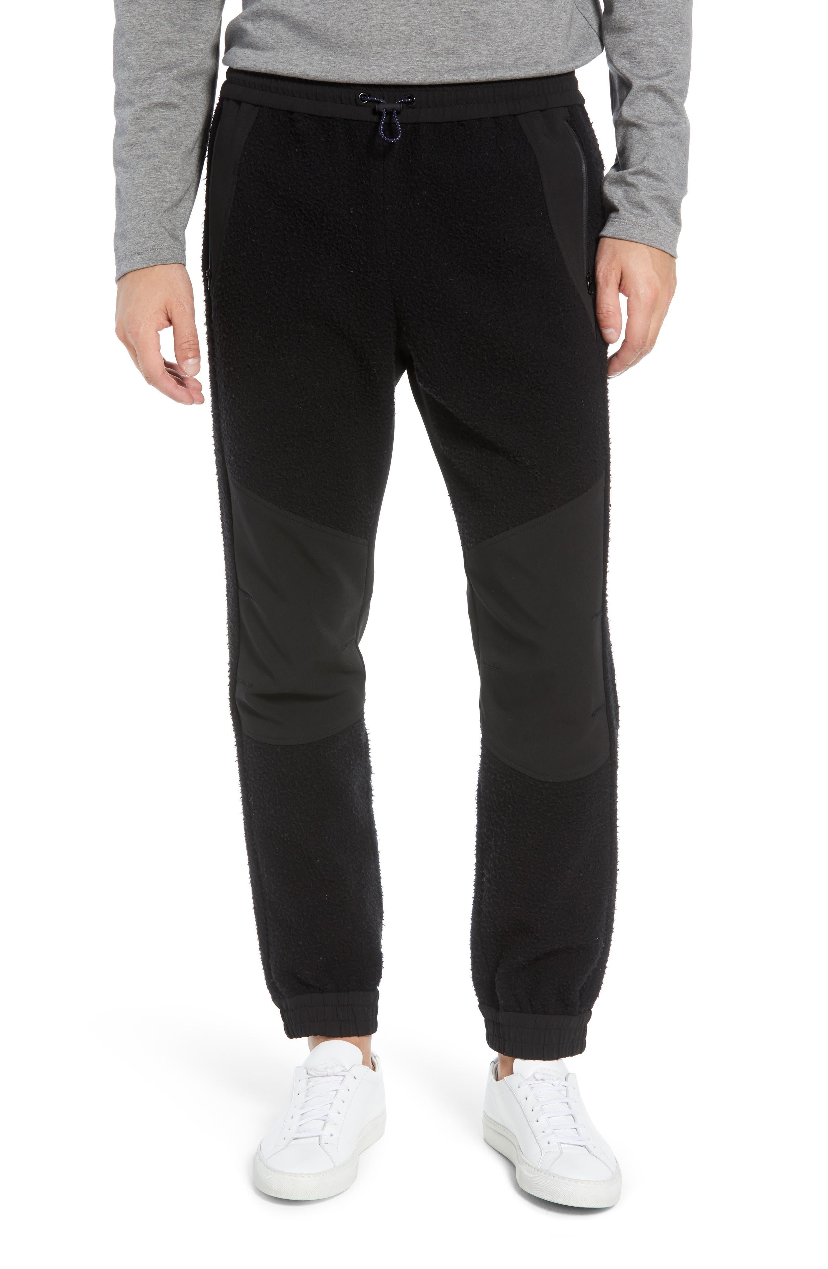 Tech Jogger Pants,                         Main,                         color, BLACK